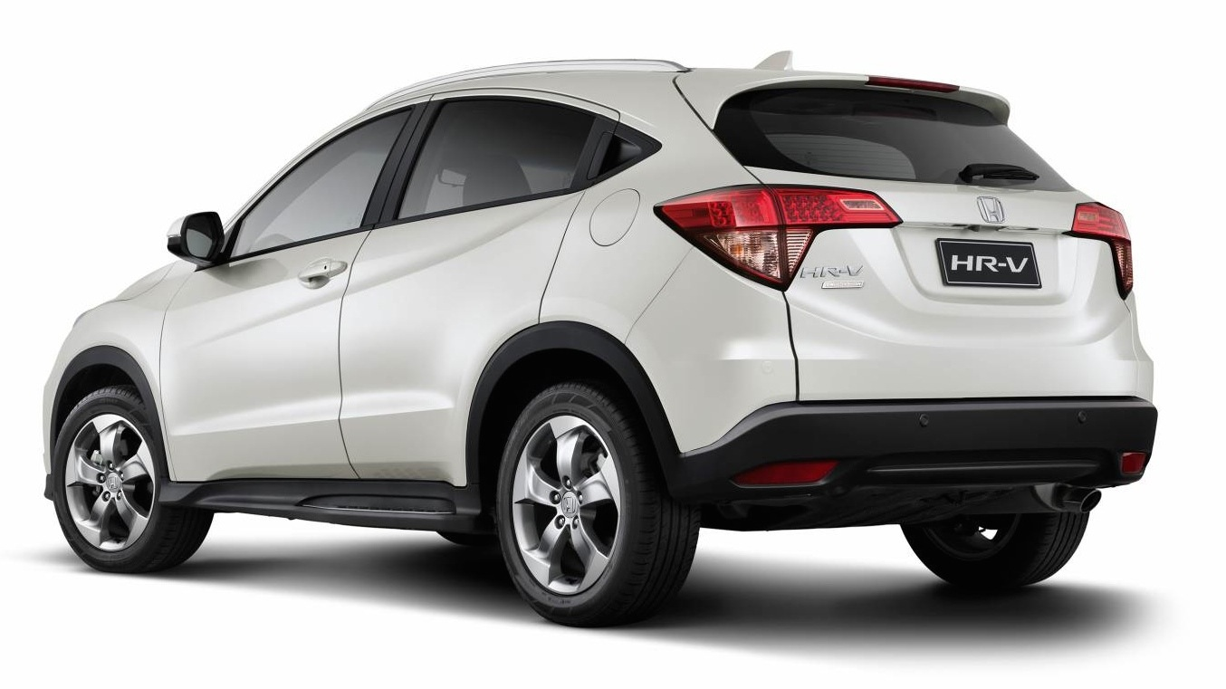 2017 honda hr v limited edition unveiled photos caradvice for Buick encore vs honda hrv