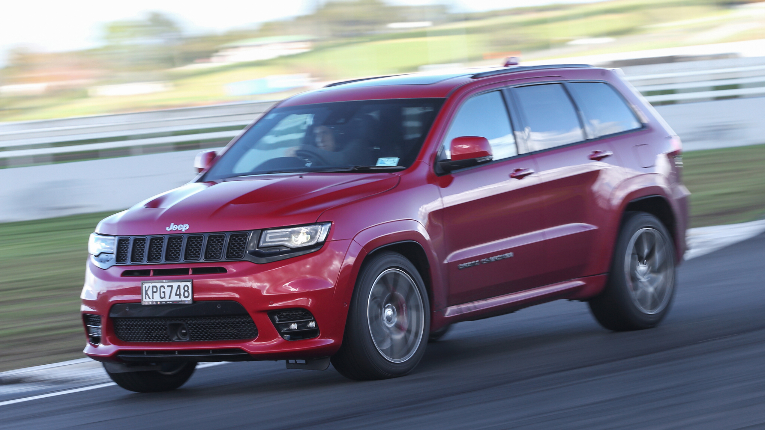 2017 jeep grand cherokee review photos caradvice. Black Bedroom Furniture Sets. Home Design Ideas