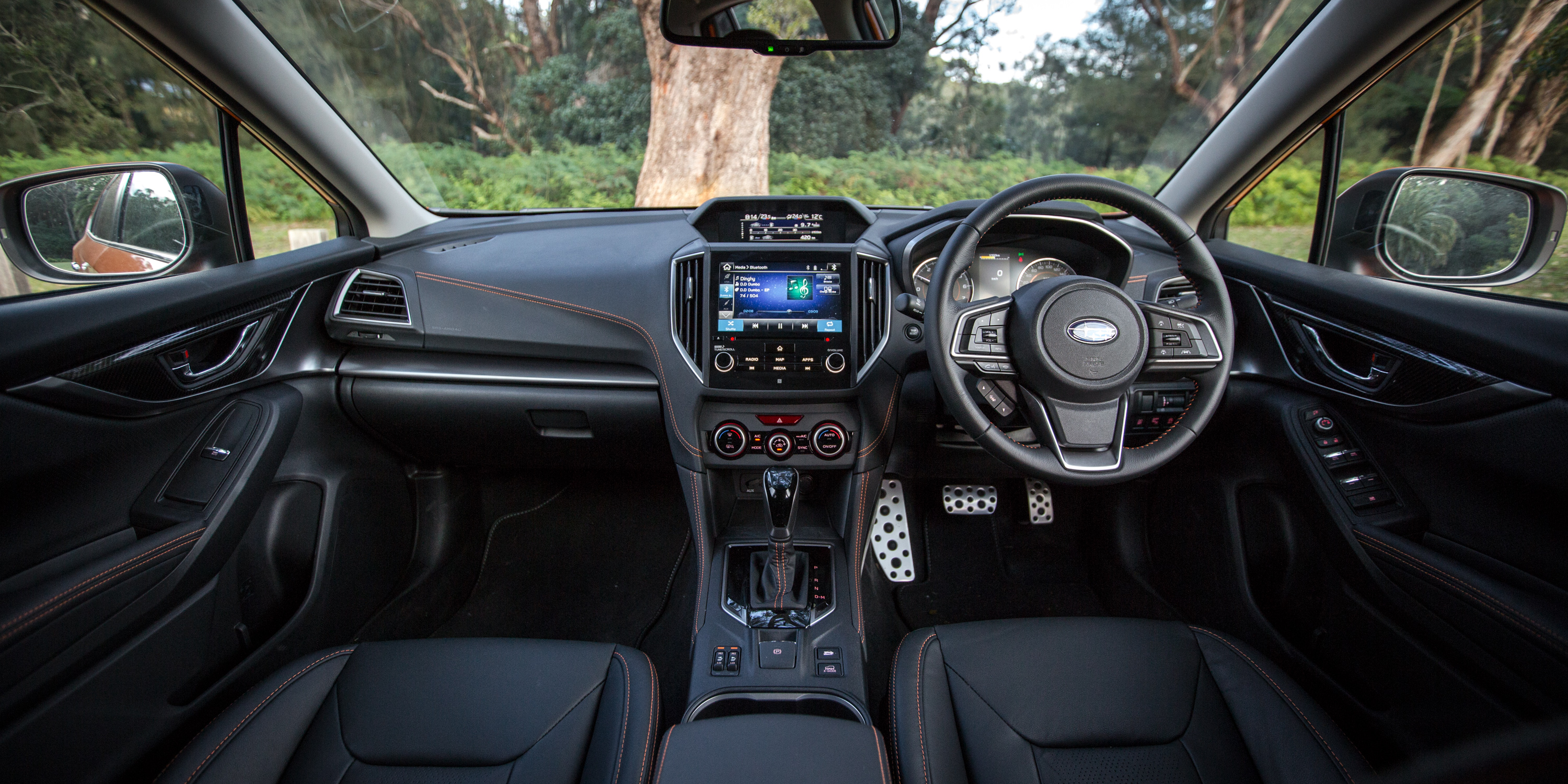 100 subaru xv interior 2017 2014 subaru xv crosstrek information and photos zombiedrive for Subaru crosstrek 2017 interior