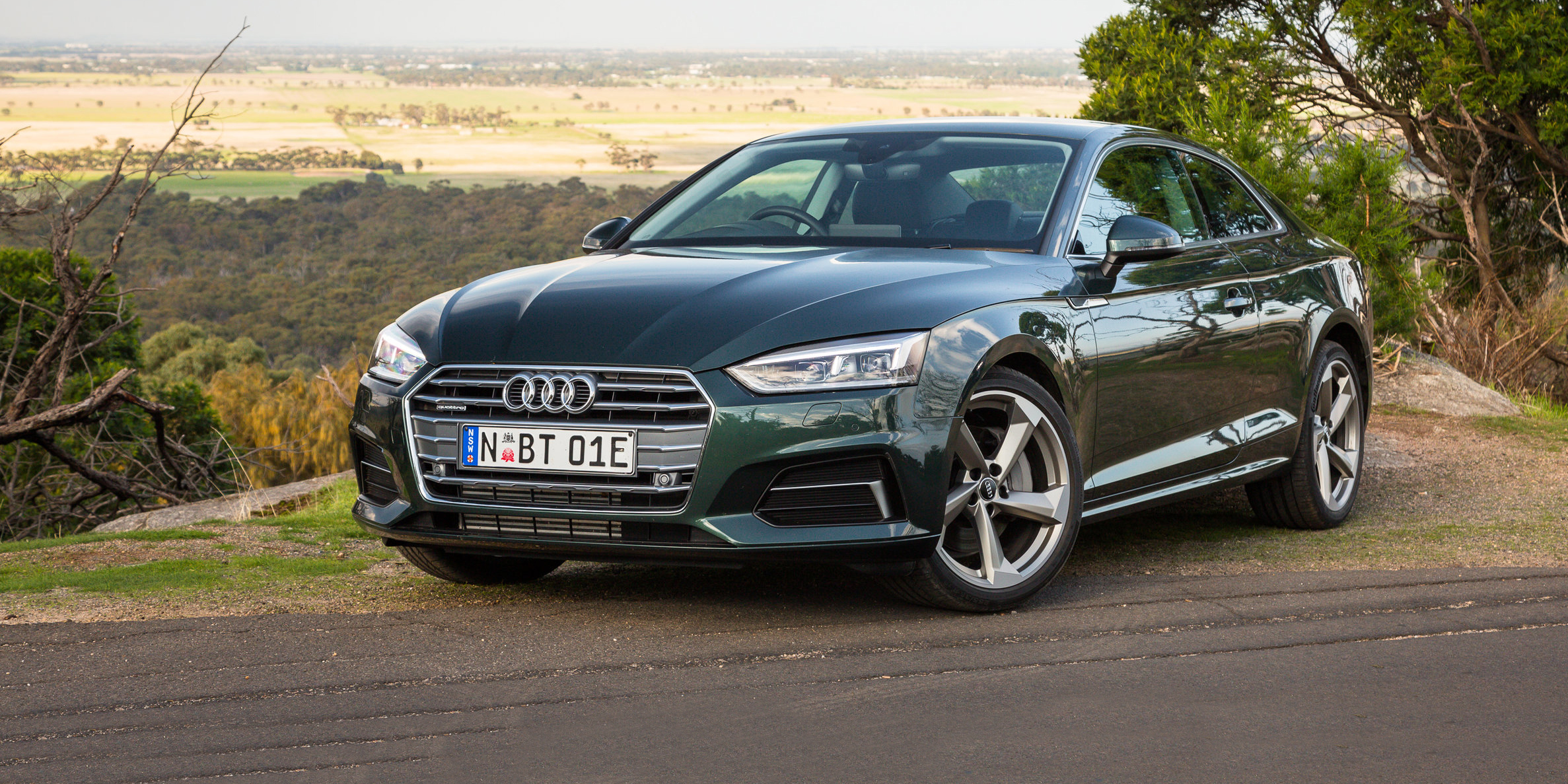 2017 Audi A5 Coupe 2 0 Tfsi Quattro Review Caradvice