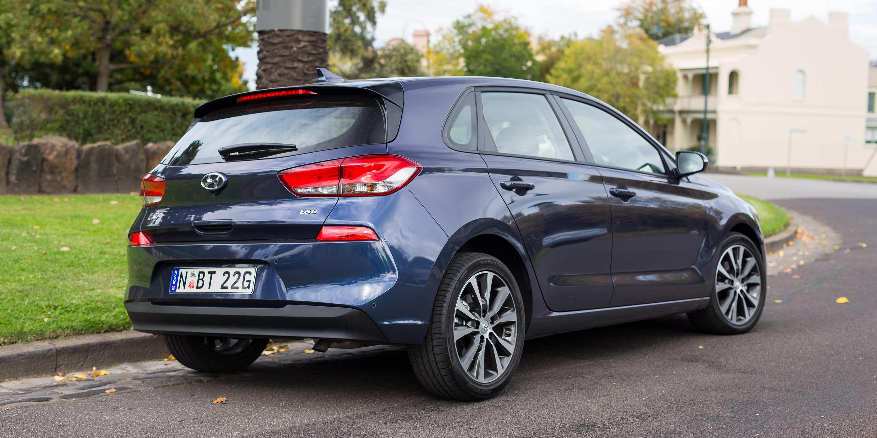 Compare Car Specs >> 2017 Hyundai i30 Elite review - photos | CarAdvice