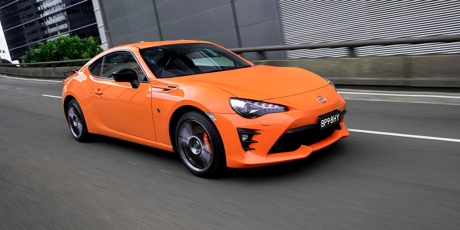 2017 Toyota 86 limited edition arrives in Australia from ...