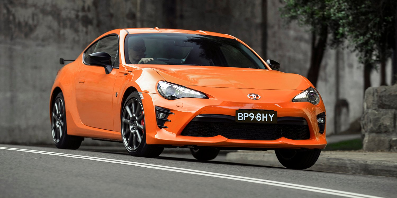 Cars Toyota: 2017 Toyota 86 Limited Edition Arrives In Australia From
