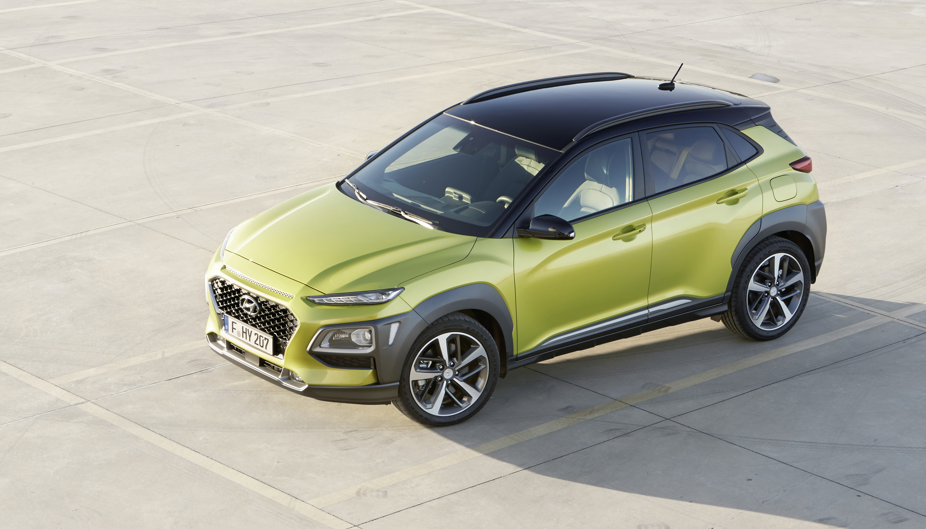 2018 hyundai kona revealed photos and australian details. Black Bedroom Furniture Sets. Home Design Ideas