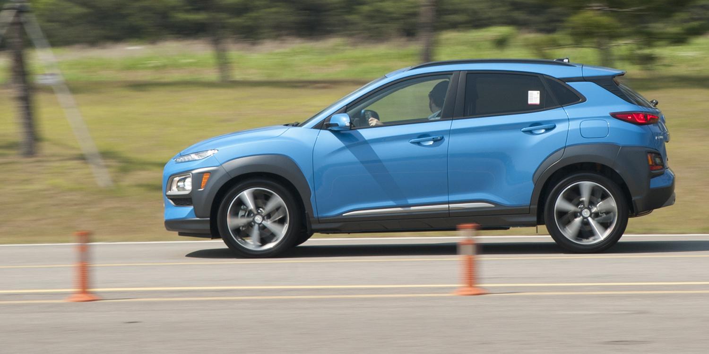 2018 Hyundai Kona review: Quick drive | CarAdvice