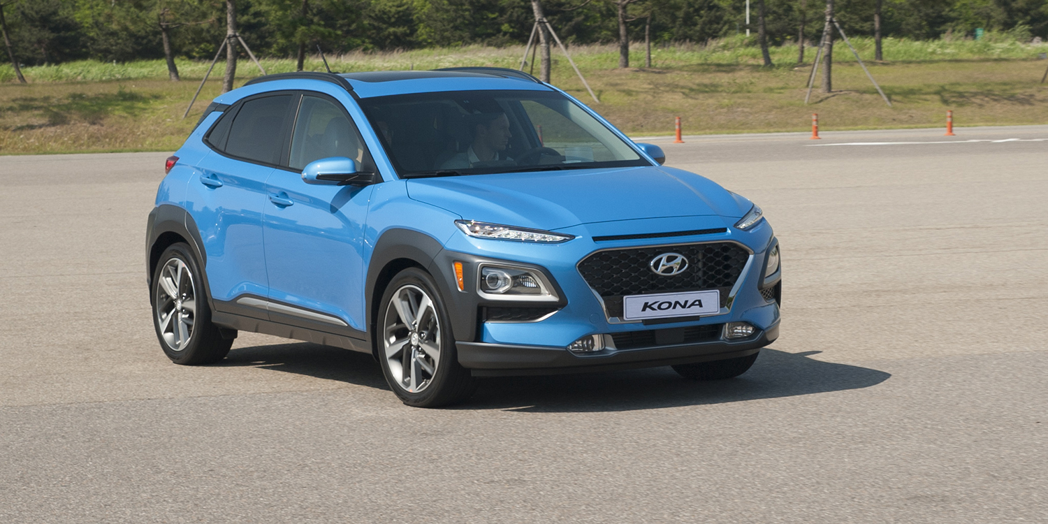 2018 hyundai kona review quick drive photos caradvice. Black Bedroom Furniture Sets. Home Design Ideas