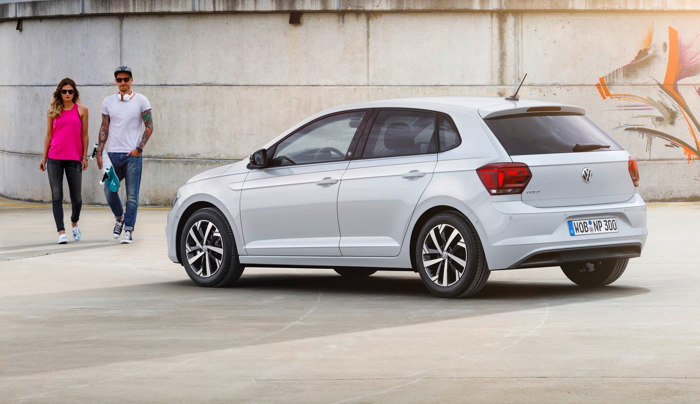 2018 volkswagen polo and polo gti revealed australian