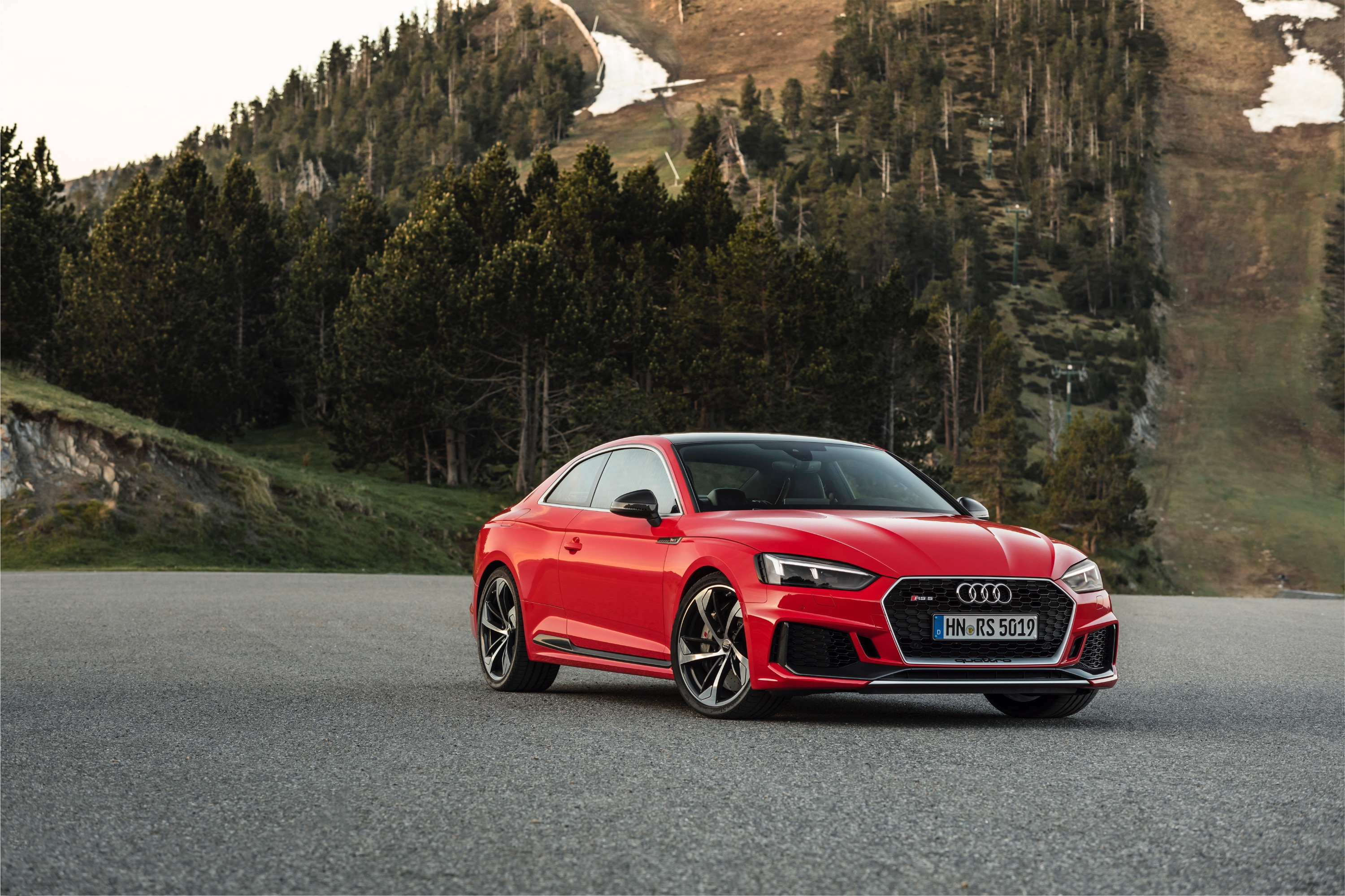 2017 Audi Rs5 Points To Evolutionary Design Language Audi