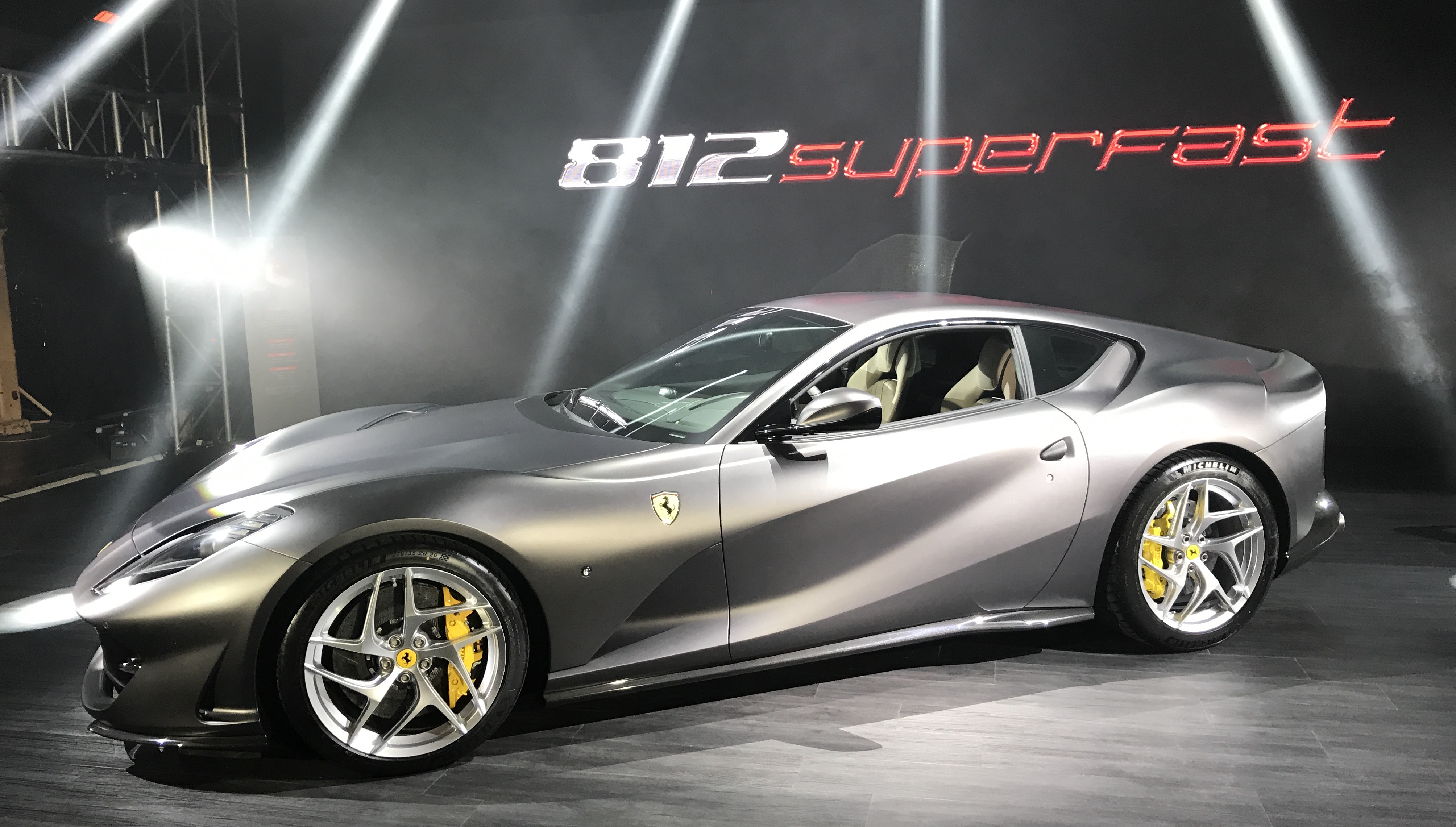 Ferrari 812 Superfast premieres in Australia - photos | CarAdvice