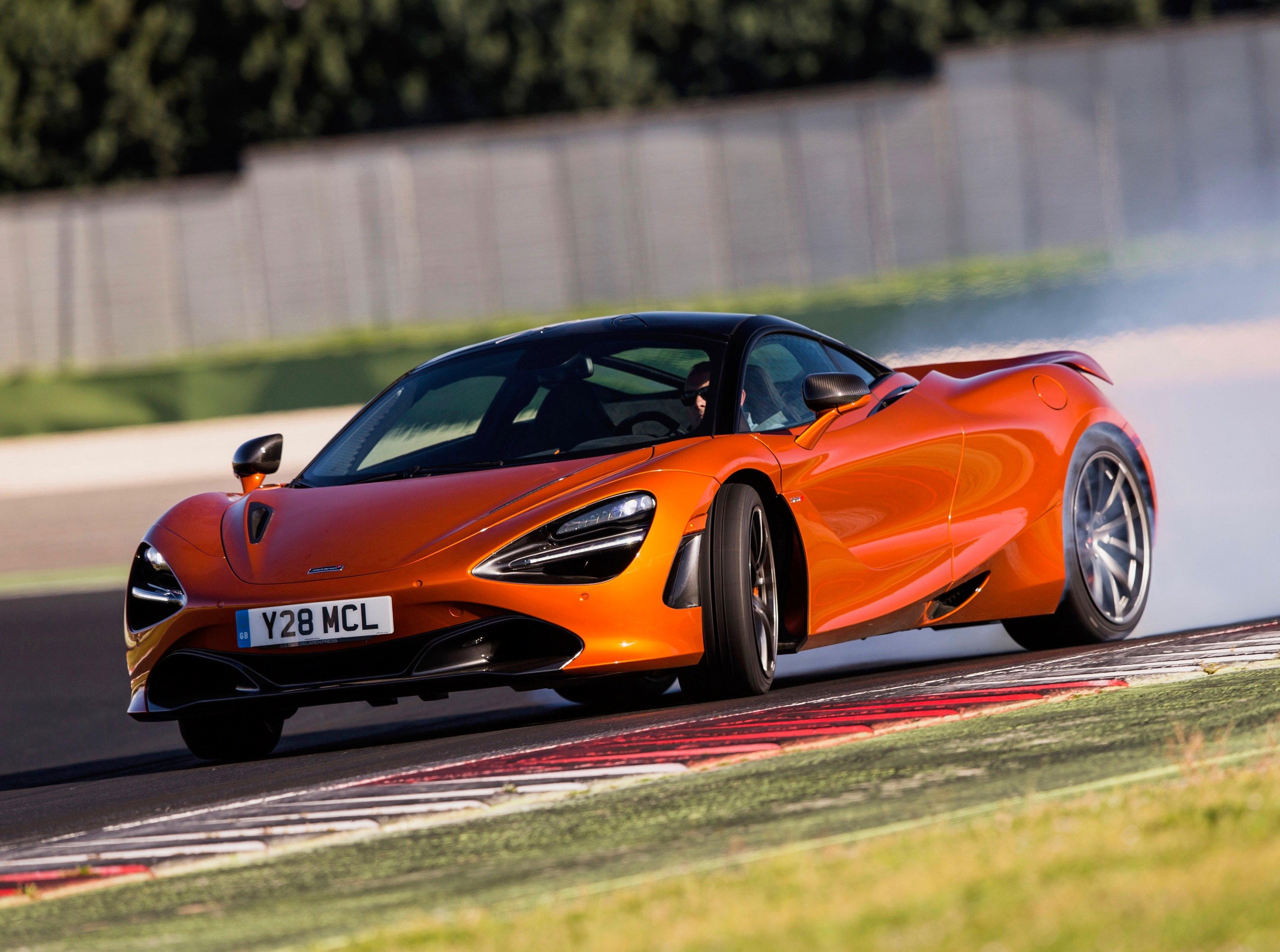 McLaren 720S is a level above rivals, says McLaren boss ...