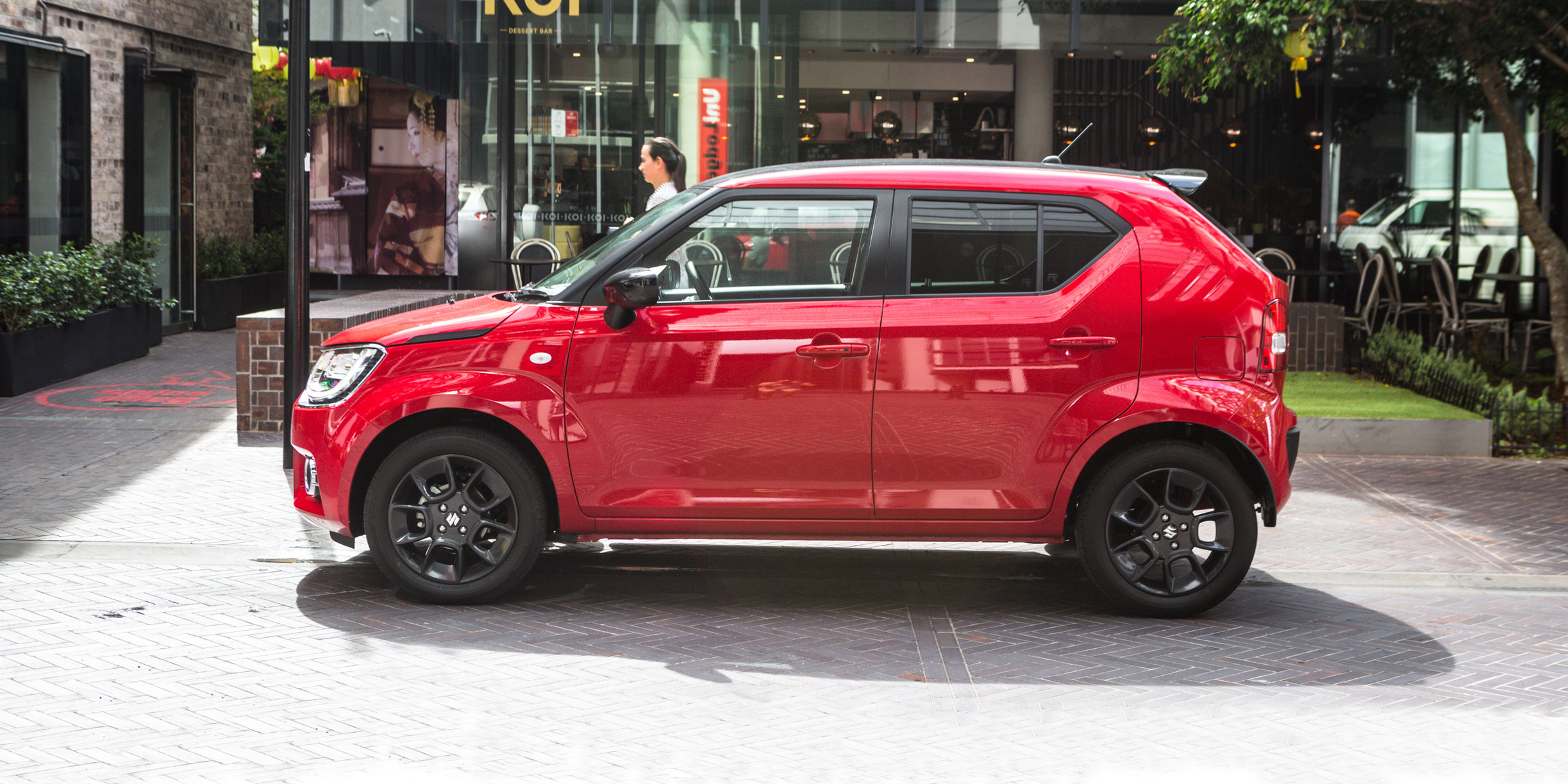 Mazda Cx 3 >> 2017 Suzuki Ignis GLX auto review: Long-term report four ...