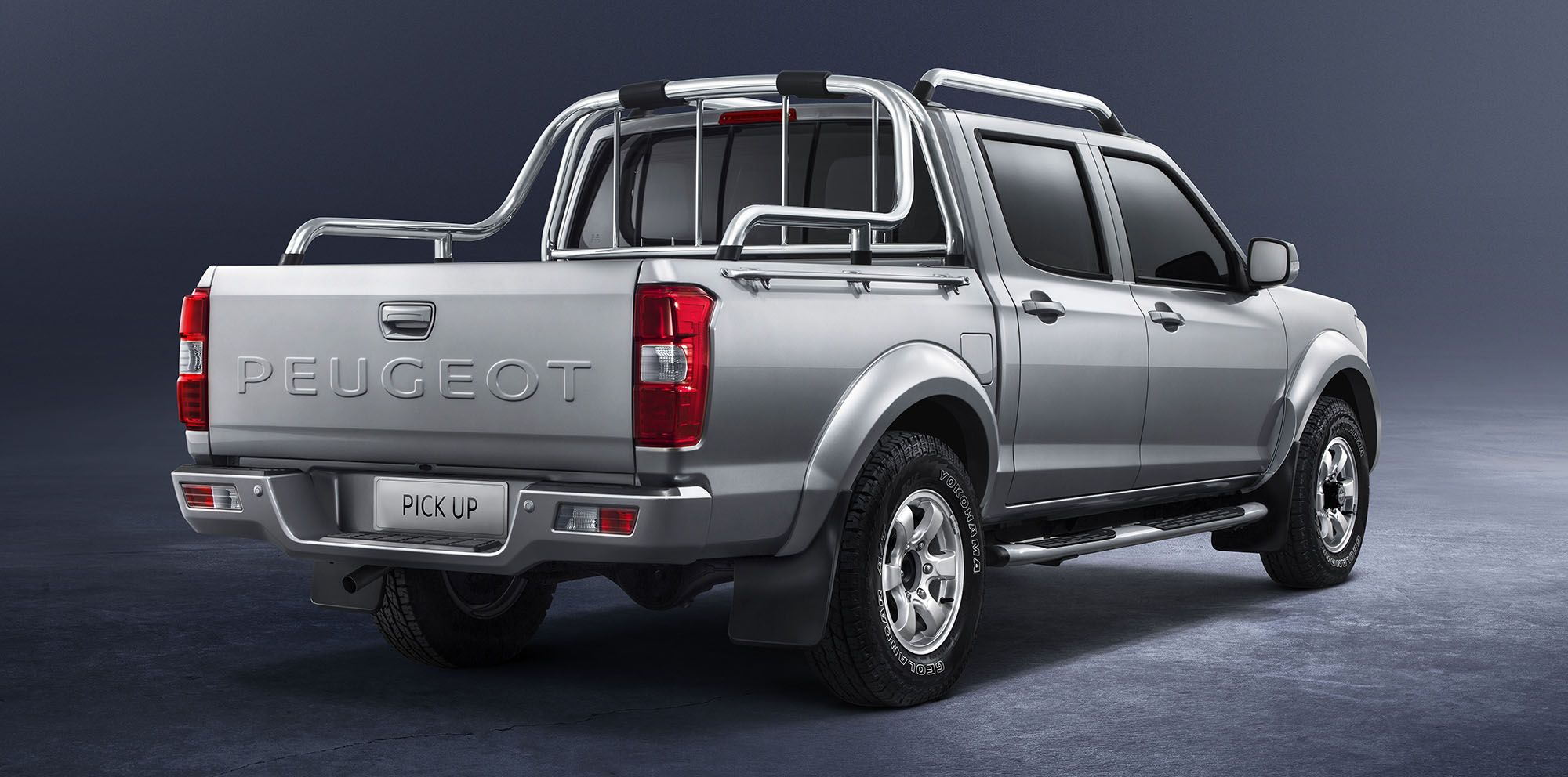peugeot pick up rebadged chinese ute to go on sale in africa photos. Black Bedroom Furniture Sets. Home Design Ideas