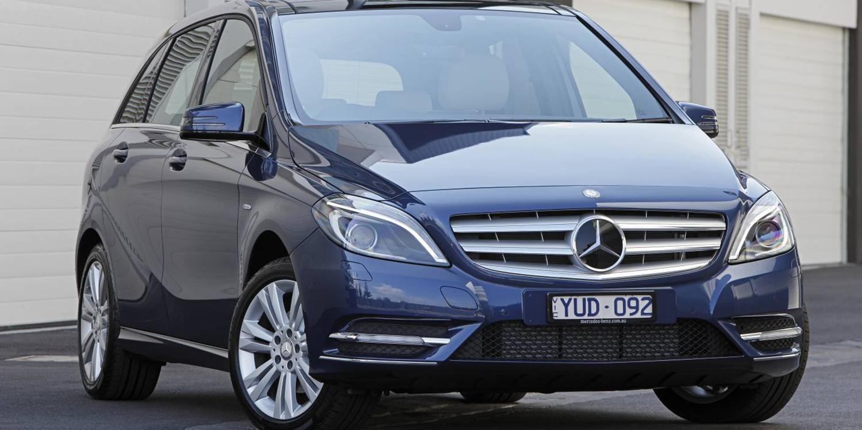 2012-13 Mercedes-Benz A-Class, B-Class recalled for brake ...