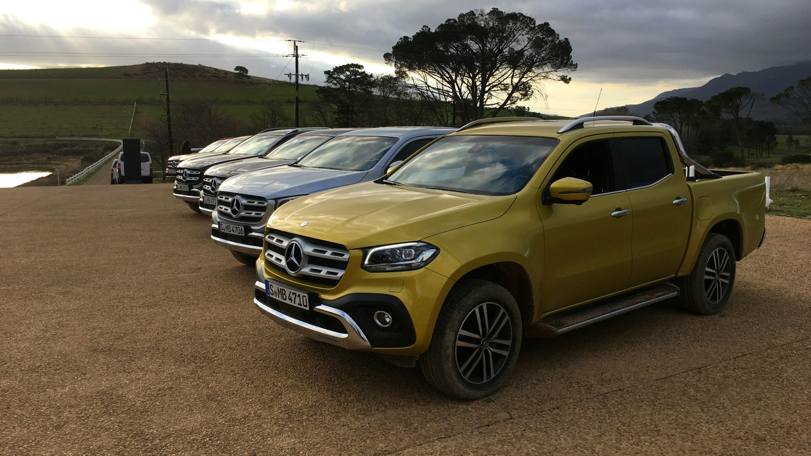 2018 Mercedes-Benz X-Class ride-along review | CarAdvice