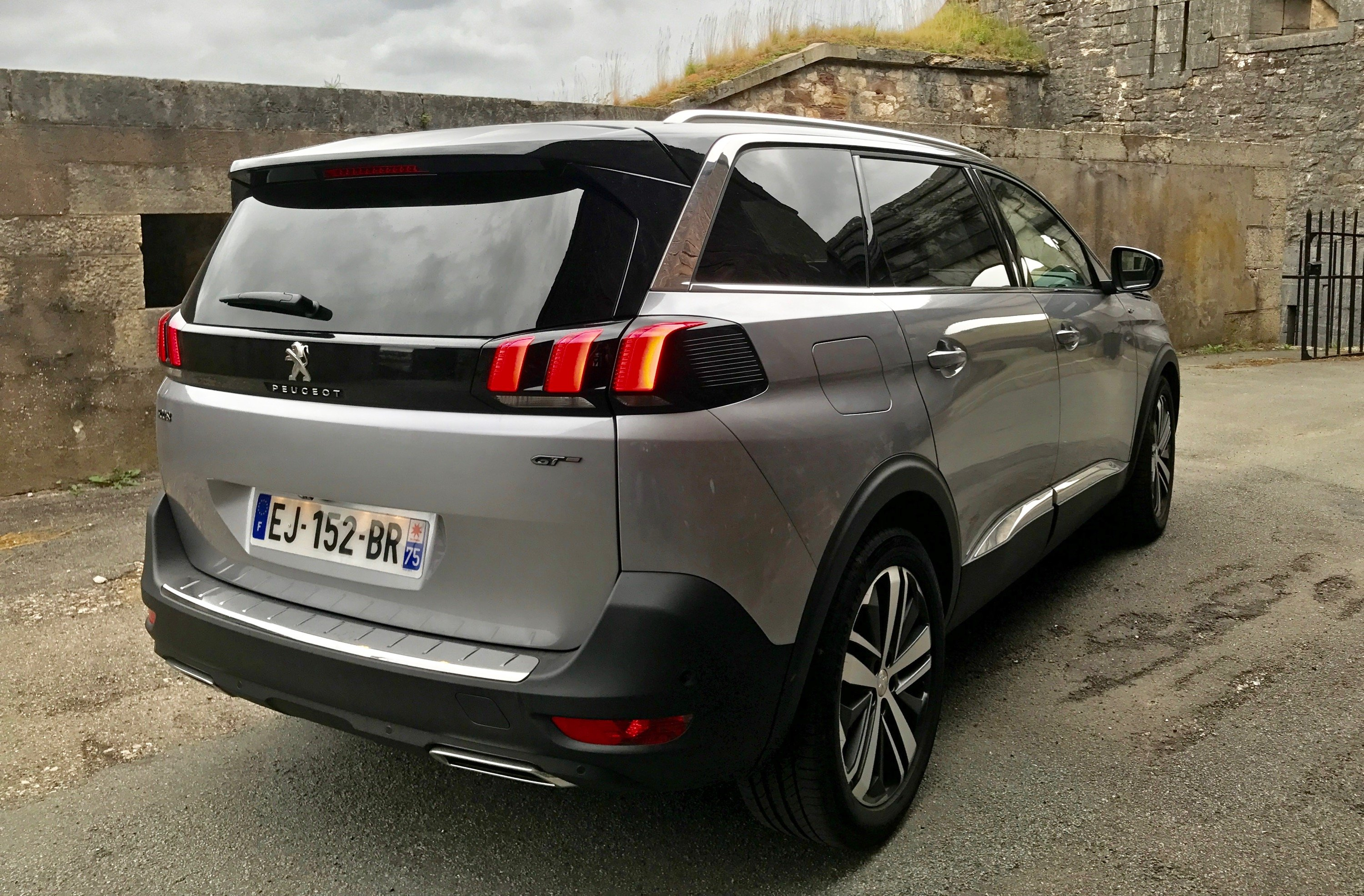 Ranger Ford 2018 >> 2018 Peugeot 5008 review - photos | CarAdvice