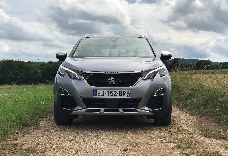 Peugeot 5008 Review >> 2018 Peugeot 5008 review - photos   CarAdvice