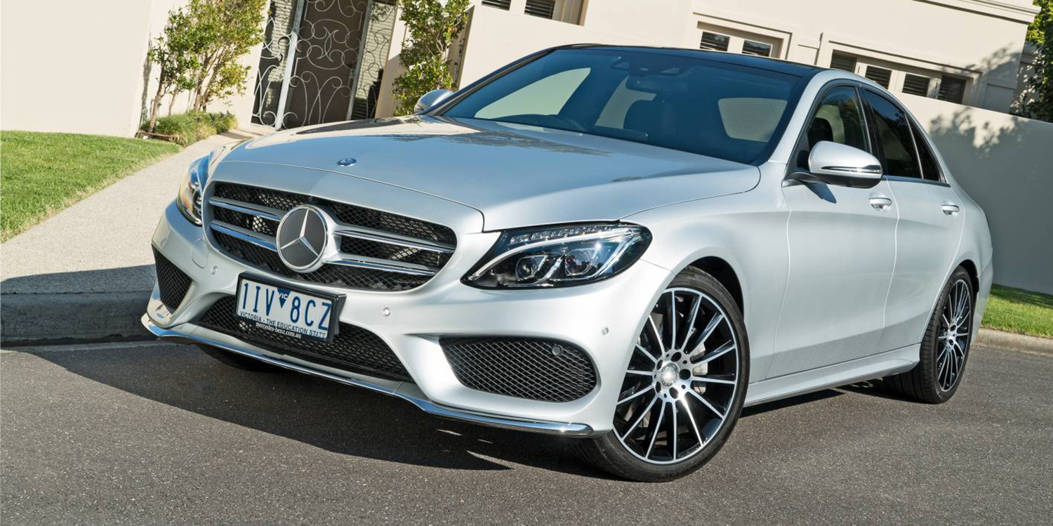 2018 Mercedes C300 Price >> 2017 Mercedes-Benz C-Class pricing and specs: New engines, new models - Photos (1 of 2)