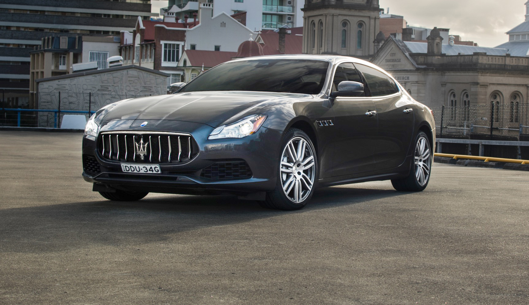 2017 maserati quattroporte review photos caradvice. Black Bedroom Furniture Sets. Home Design Ideas