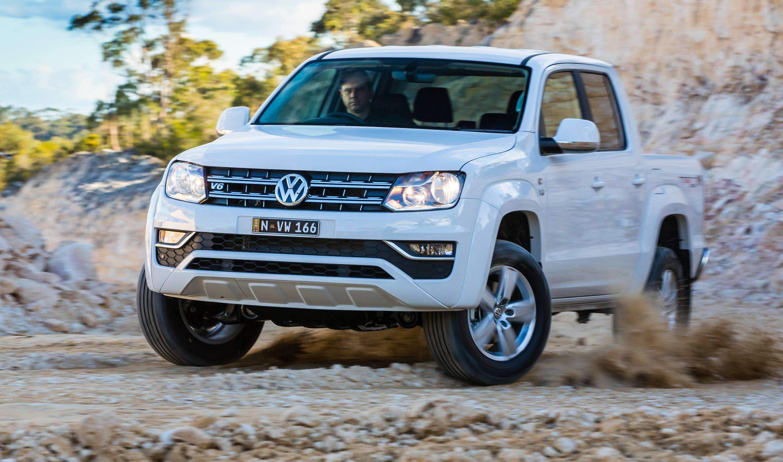 2018 Volkswagen Amarok V6 gets 3.5-tonne tow rating - Photos