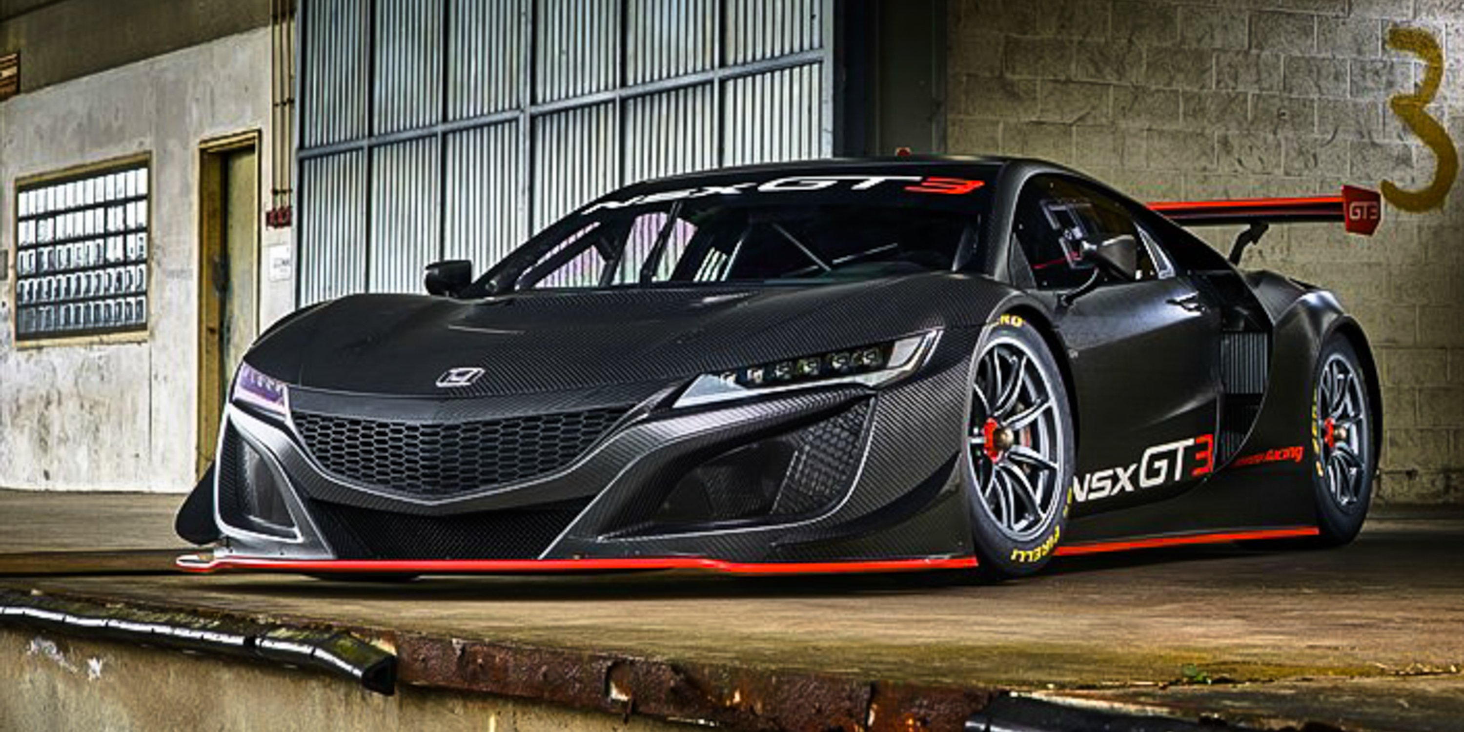 Honda Nsx Gt3 Racer Readying For Global Assault