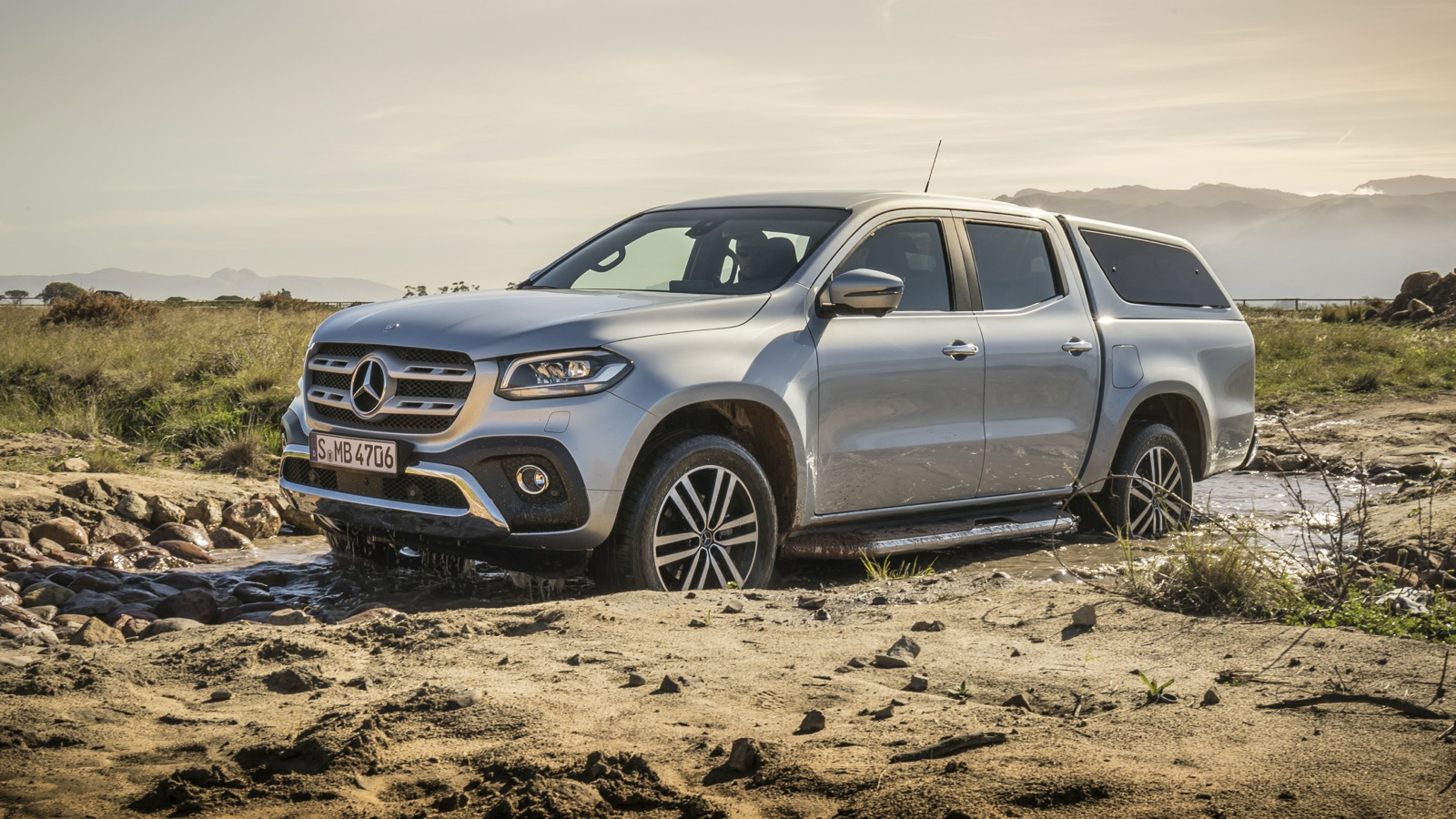 2018 mercedes benz x class ride along review photos caradvice. Black Bedroom Furniture Sets. Home Design Ideas
