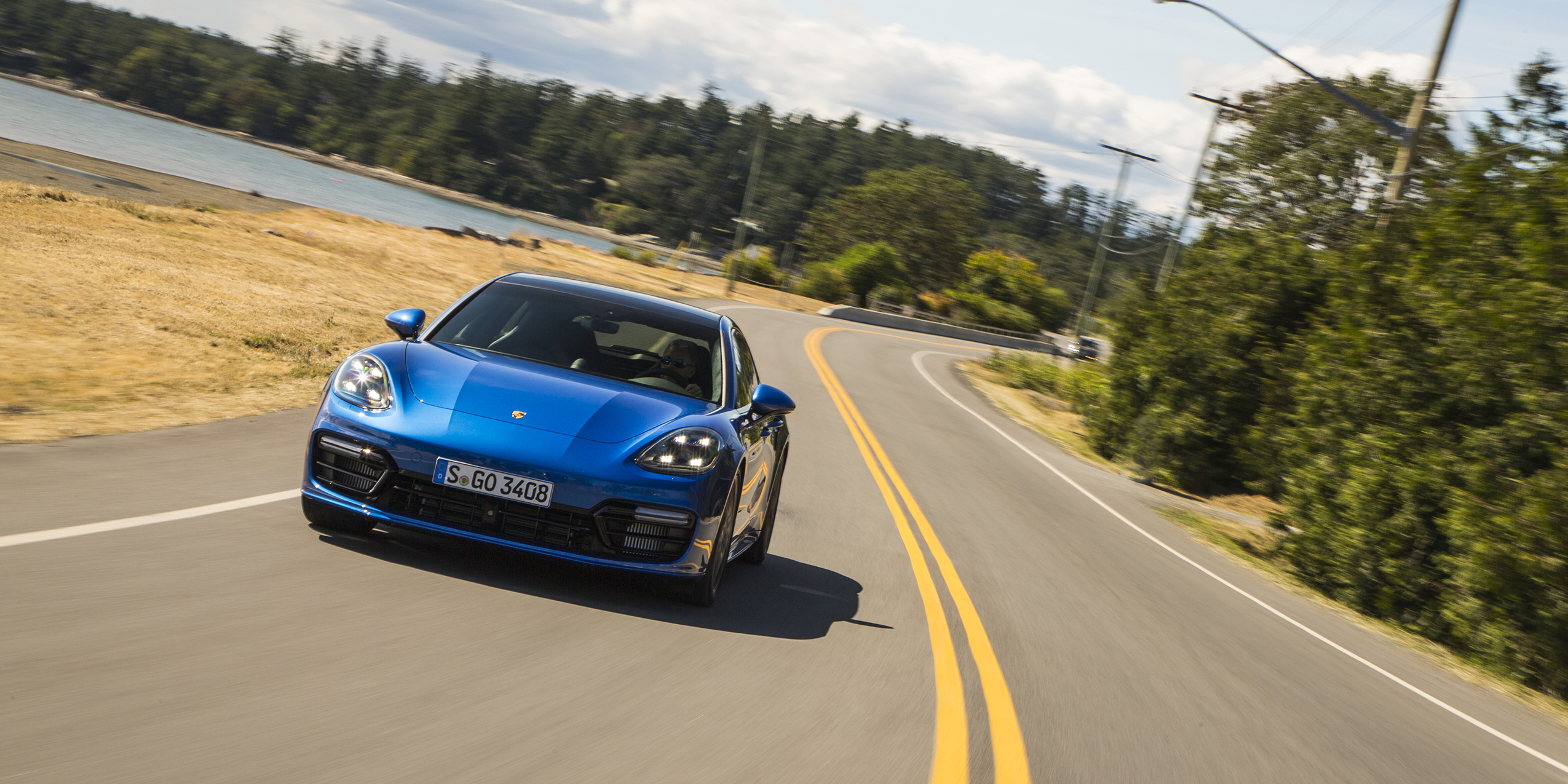 2018 Porsche Panamera Sport Turismo Review Photos