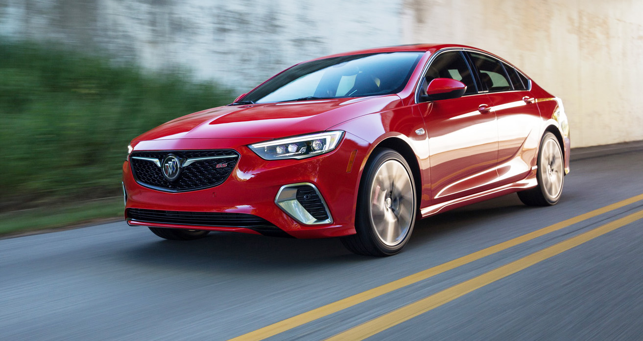 2018 Holden Commodore VXR: Opel, Buick cousins revealed ...