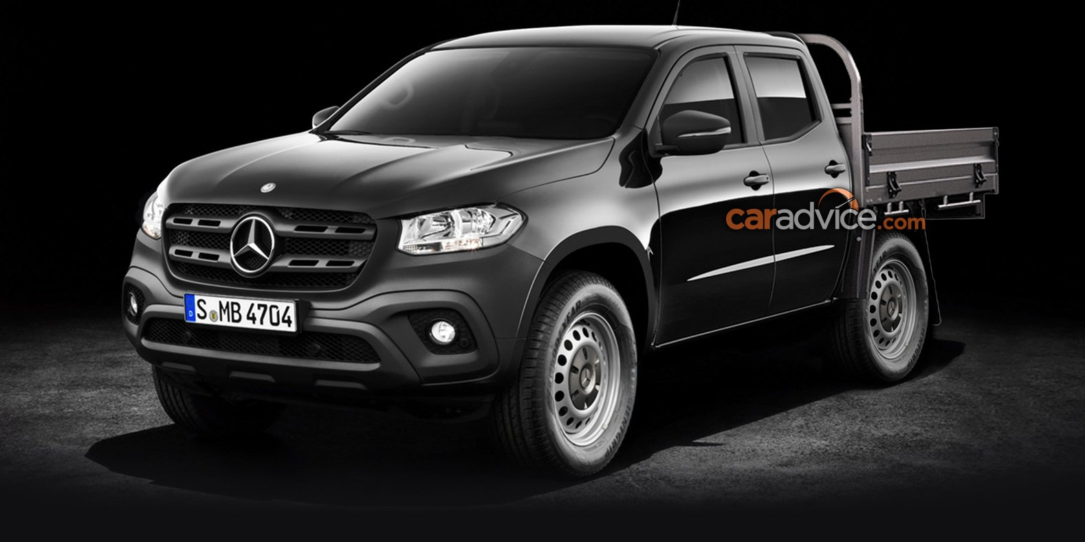 Nissan Car Price >> 2018 Mercedes-Benz X-Class cab-chassis confirmed - Photos (1 of 2)