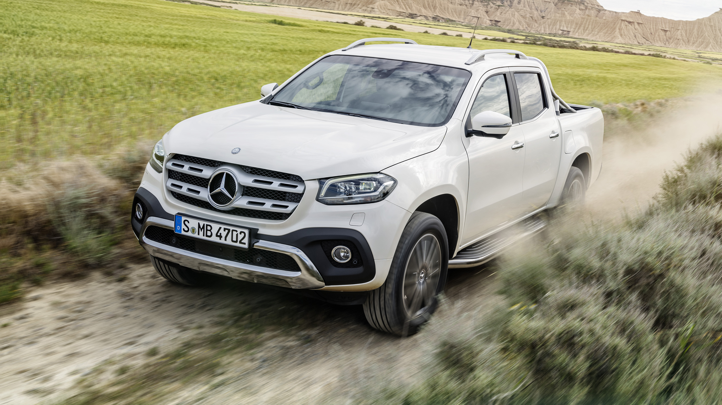 2018 mercedes benz x class ride along review caradvice for Price for mercedes benz