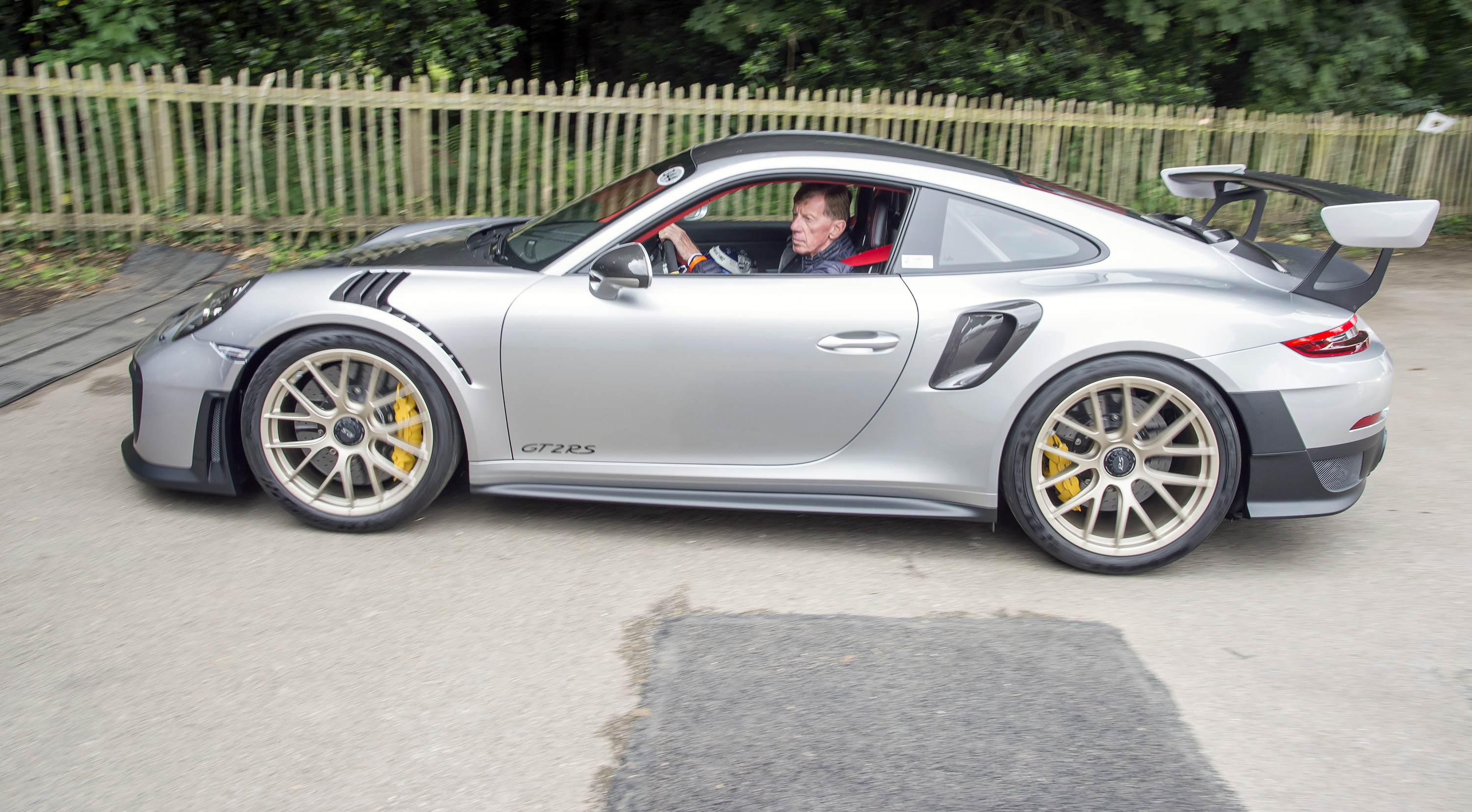 Porsche Driving School >> Porsche GT2 RS revealed at Goodwood Festival of Speed - photos | CarAdvice