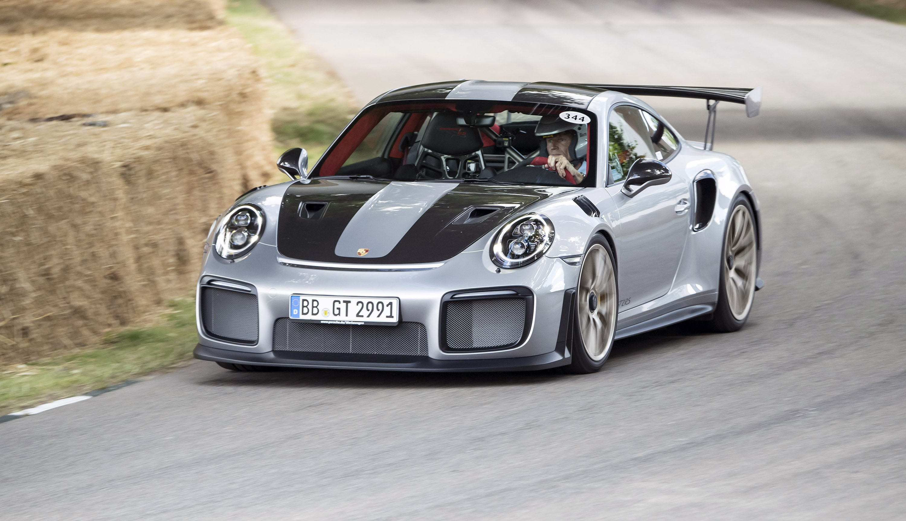 Porsche 911 Gt2 Rs Walter Rohrl Says Mega Power Figure