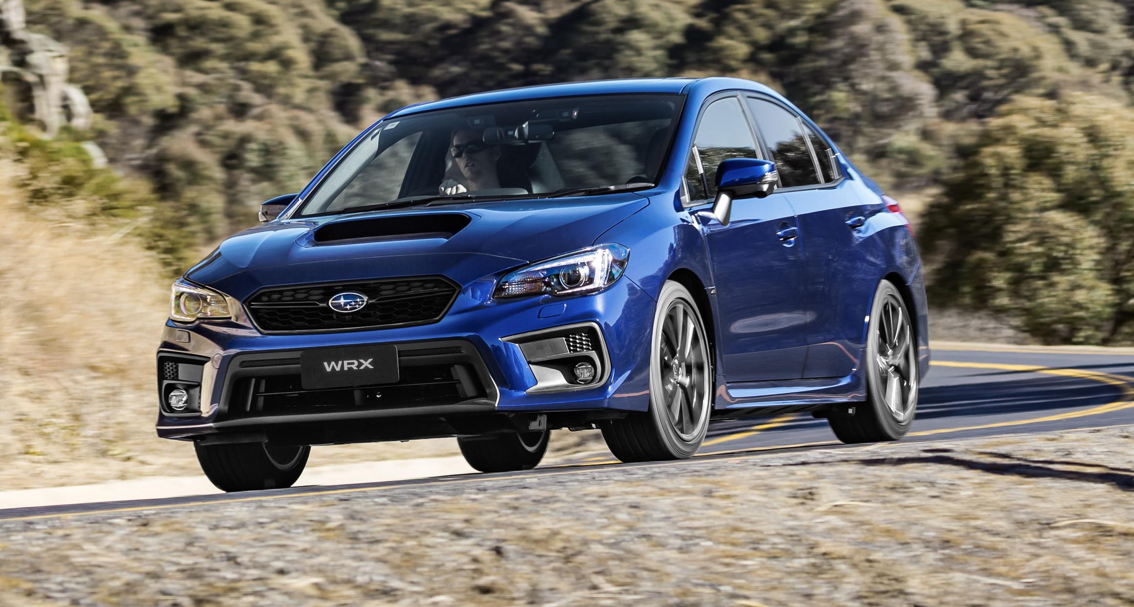 2018 Subaru WRX, WRX STI pricing and specs: Tweaked looks ...