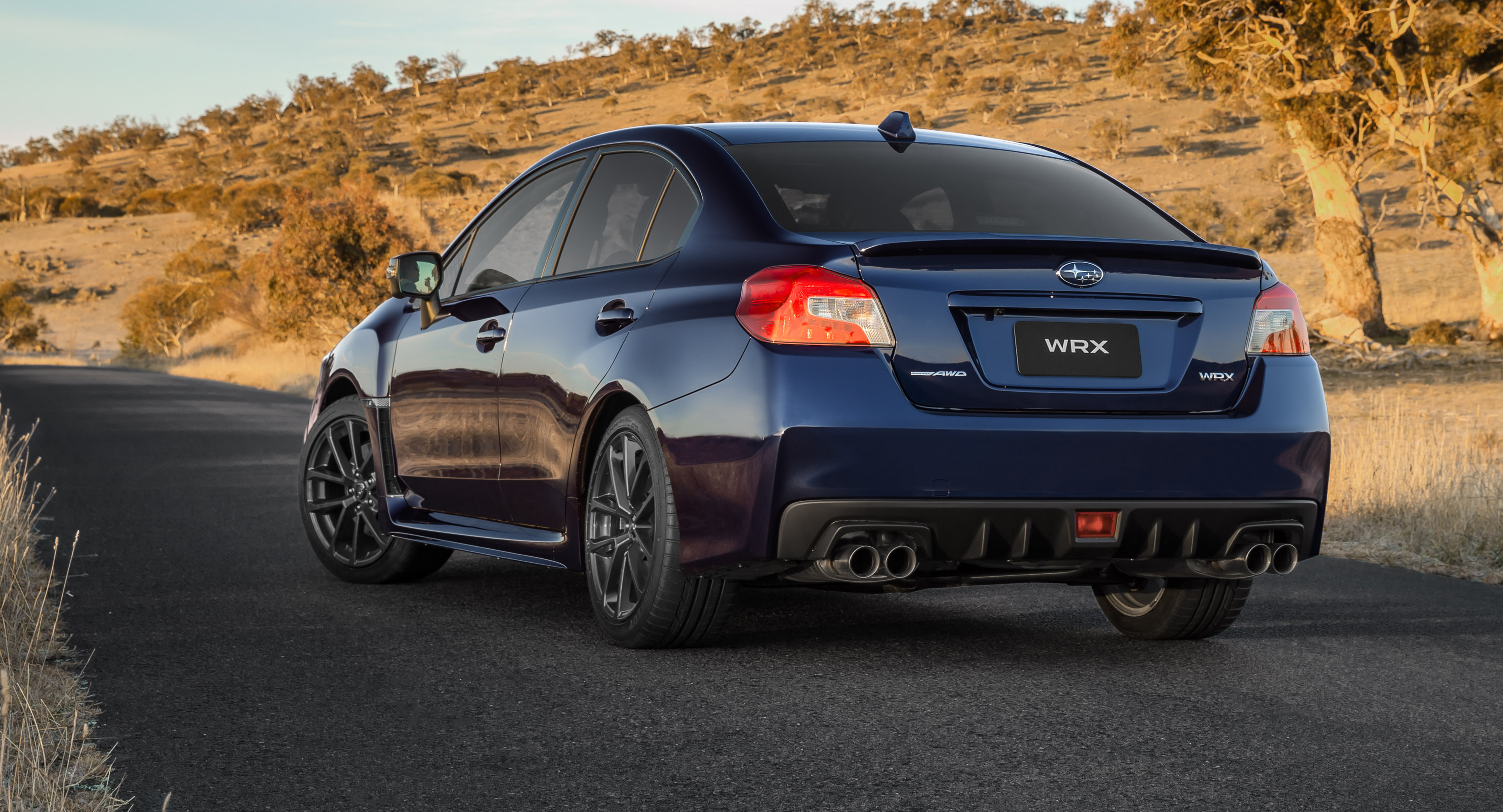 2018 subaru wrx wrx sti pricing and specs tweaked looks more kit photos caradvice. Black Bedroom Furniture Sets. Home Design Ideas