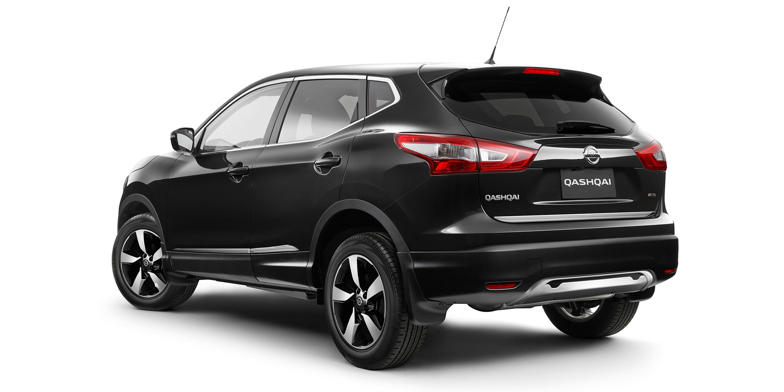 nissan qashqai n sport special edition adds value sharp. Black Bedroom Furniture Sets. Home Design Ideas