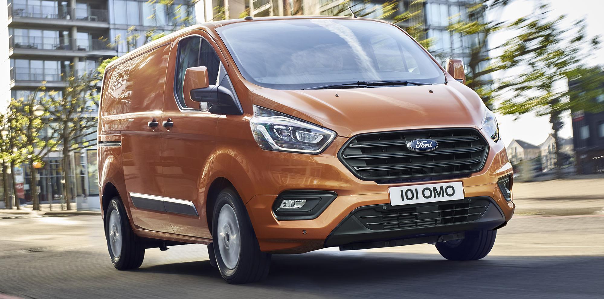 ford transit custom facelift revealed  caradvice