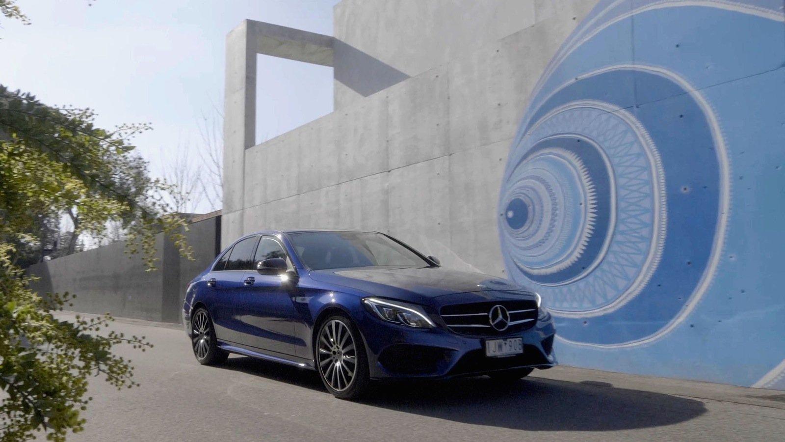 2017 Mercedes Benz C200 Sport Edition On Sale Photos
