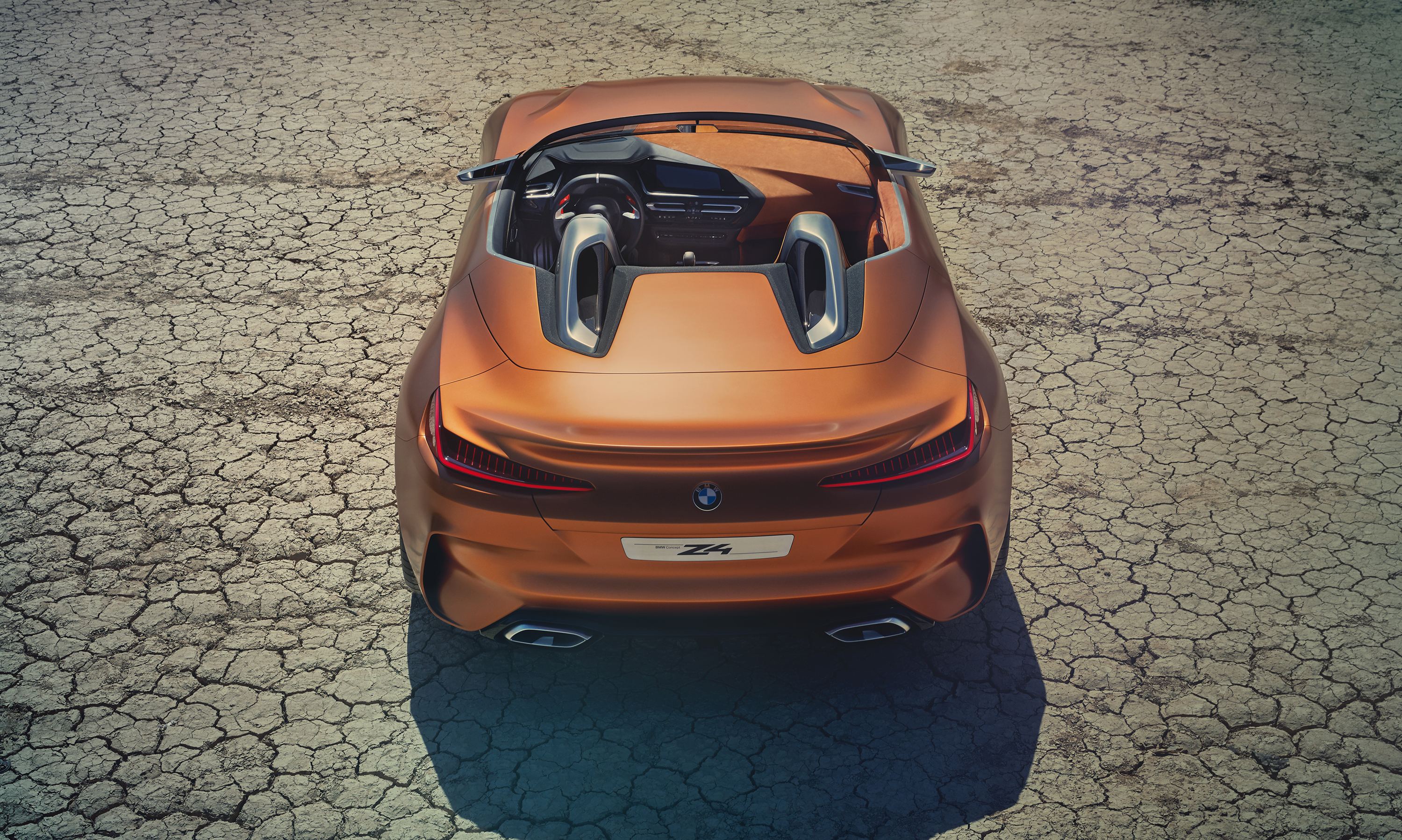 2018 Bmw Z4 New Generation Roadster Previewed For Pebble