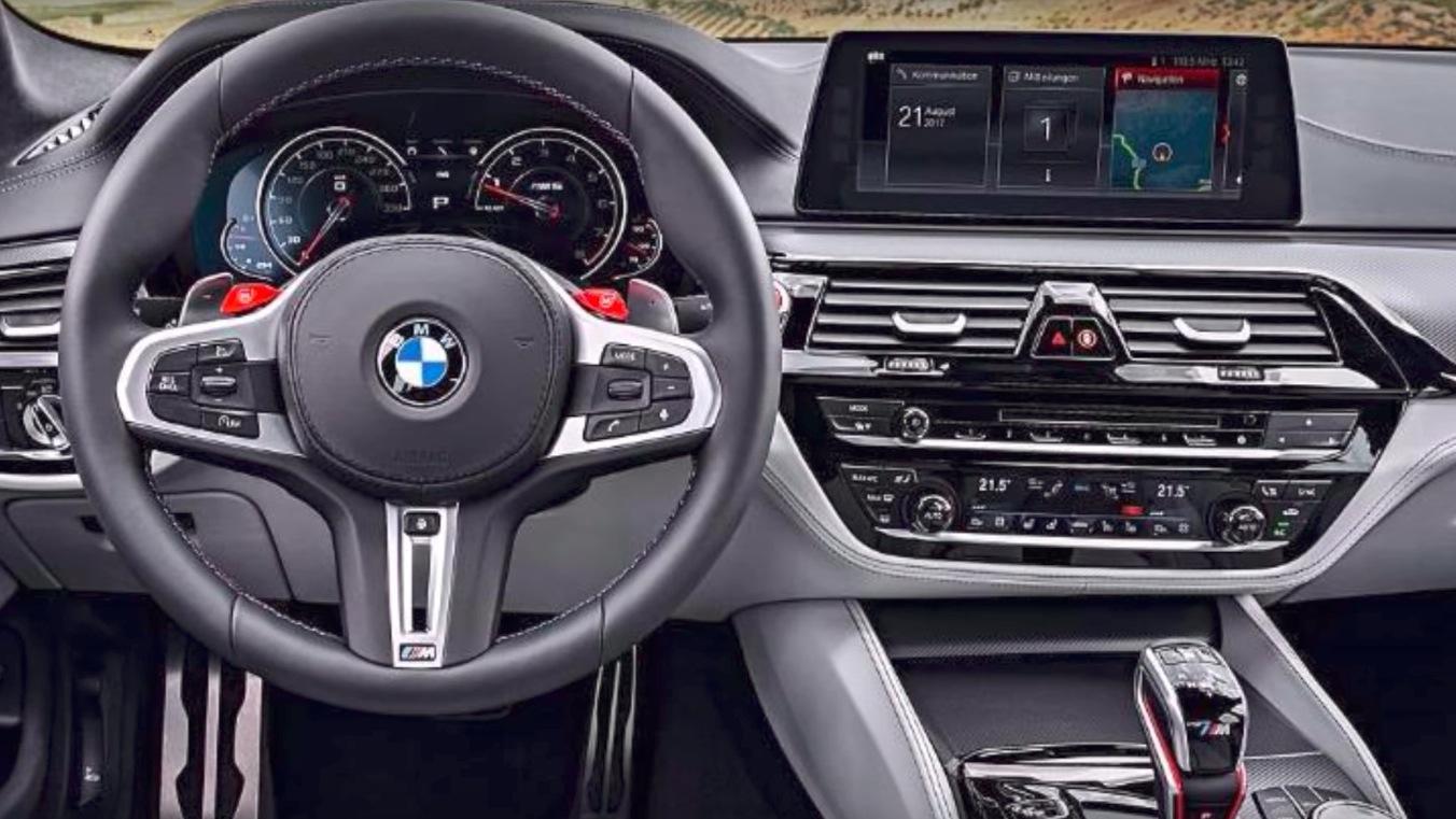 2018 BMW M5 leaked - photos | CarAdvice