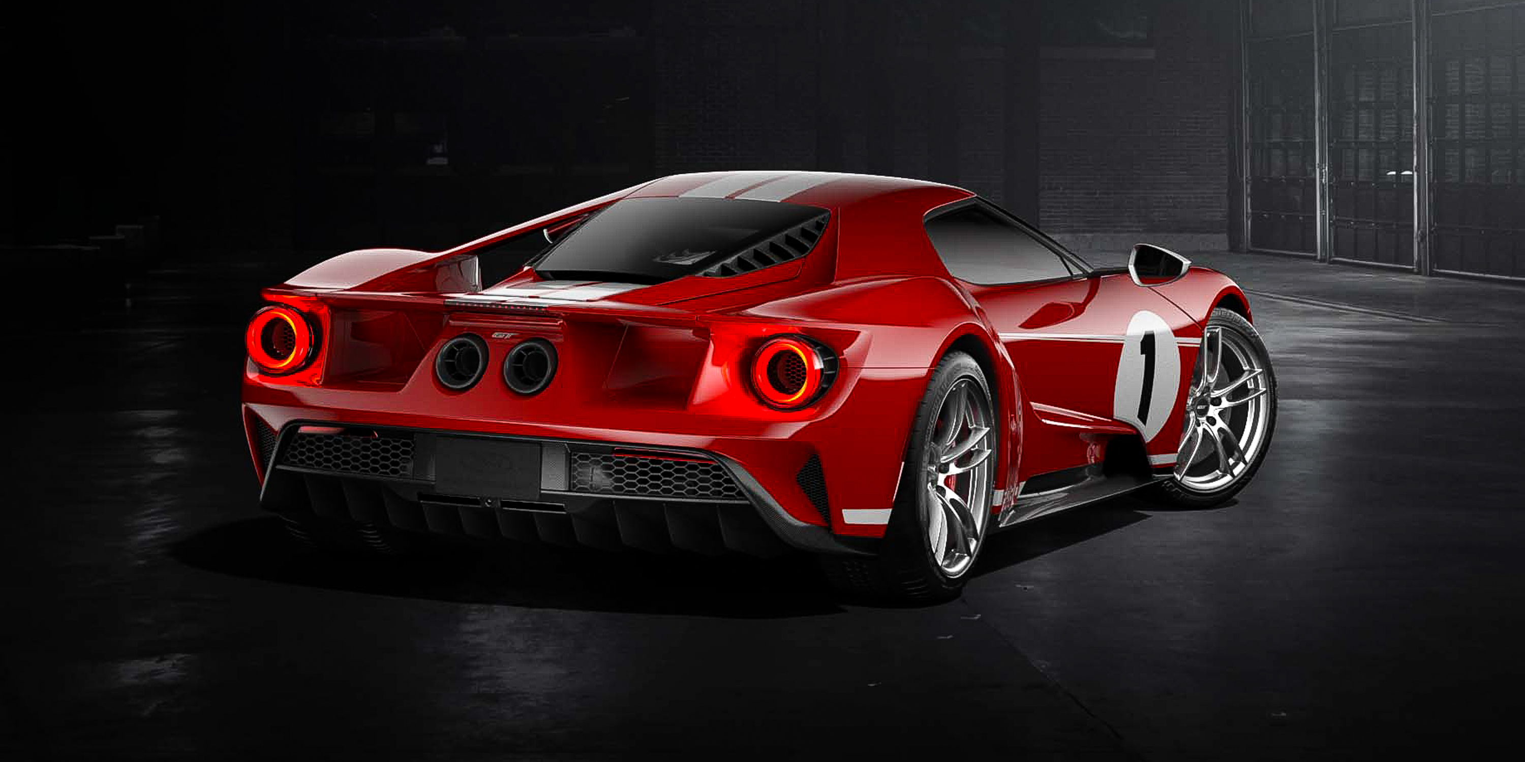 2018 Ford Gt 67 Heritage Edition Celebrates Second Gt40