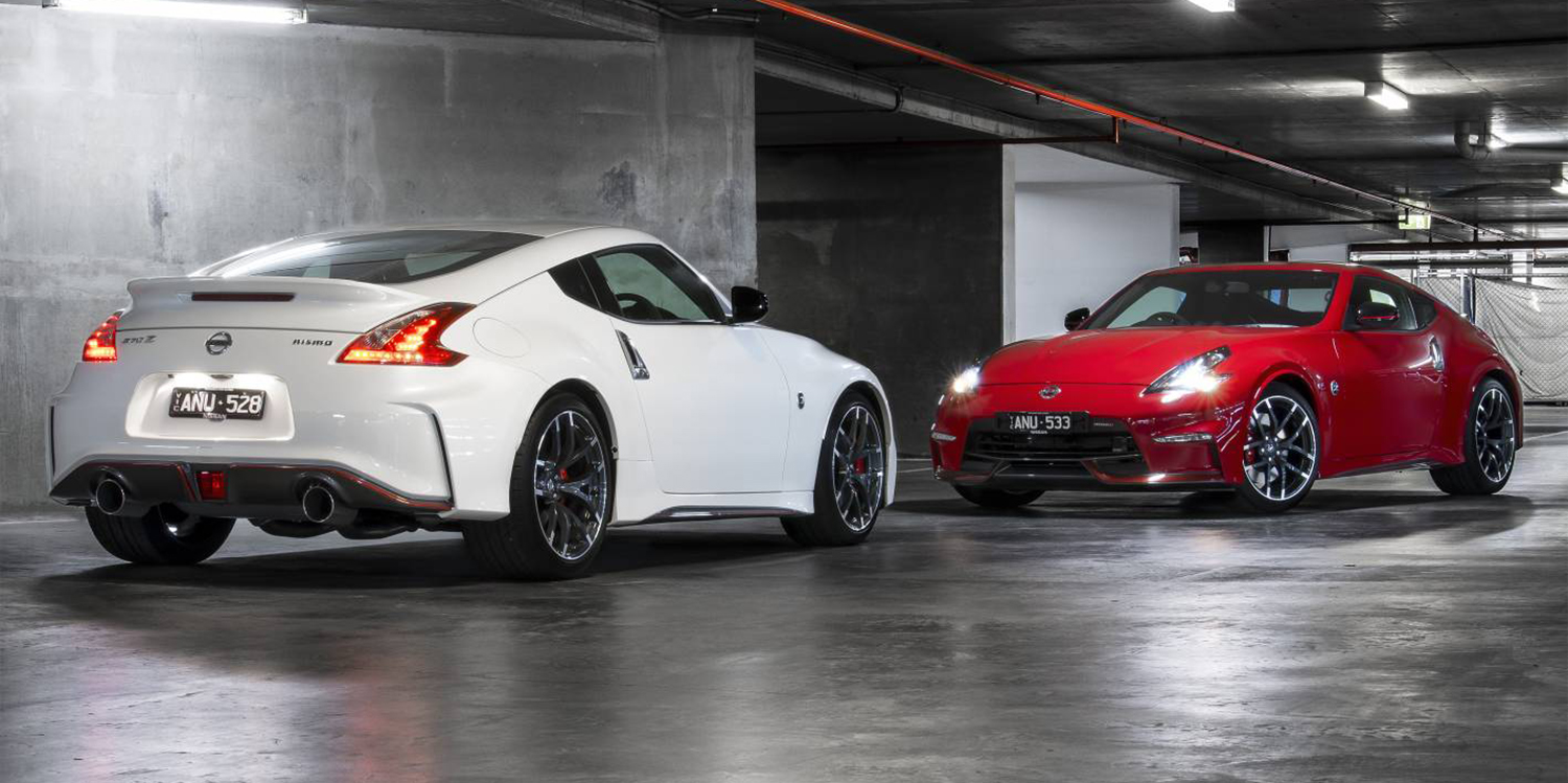 2018 nissan 370z nismo pricing announced 370z prices slashed update photos caradvice. Black Bedroom Furniture Sets. Home Design Ideas