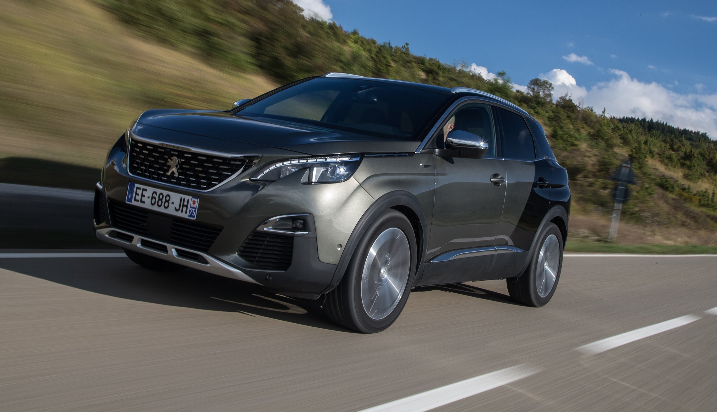 2018 Peugeot 3008 Gets Five-star ANCAP Crash Score