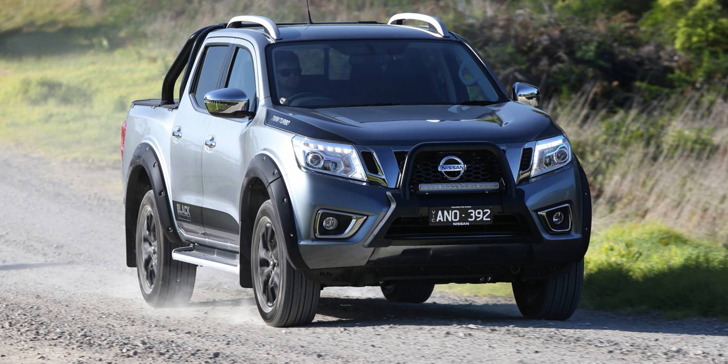 Nissan Navara N-Sport Black Edition arrives from $54,490 ...