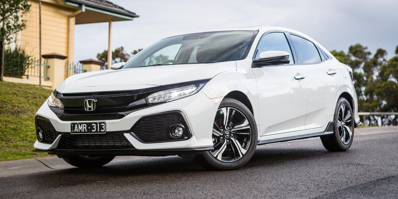 Honda Australia leaps into 2018, up 32 per cent - photos ...