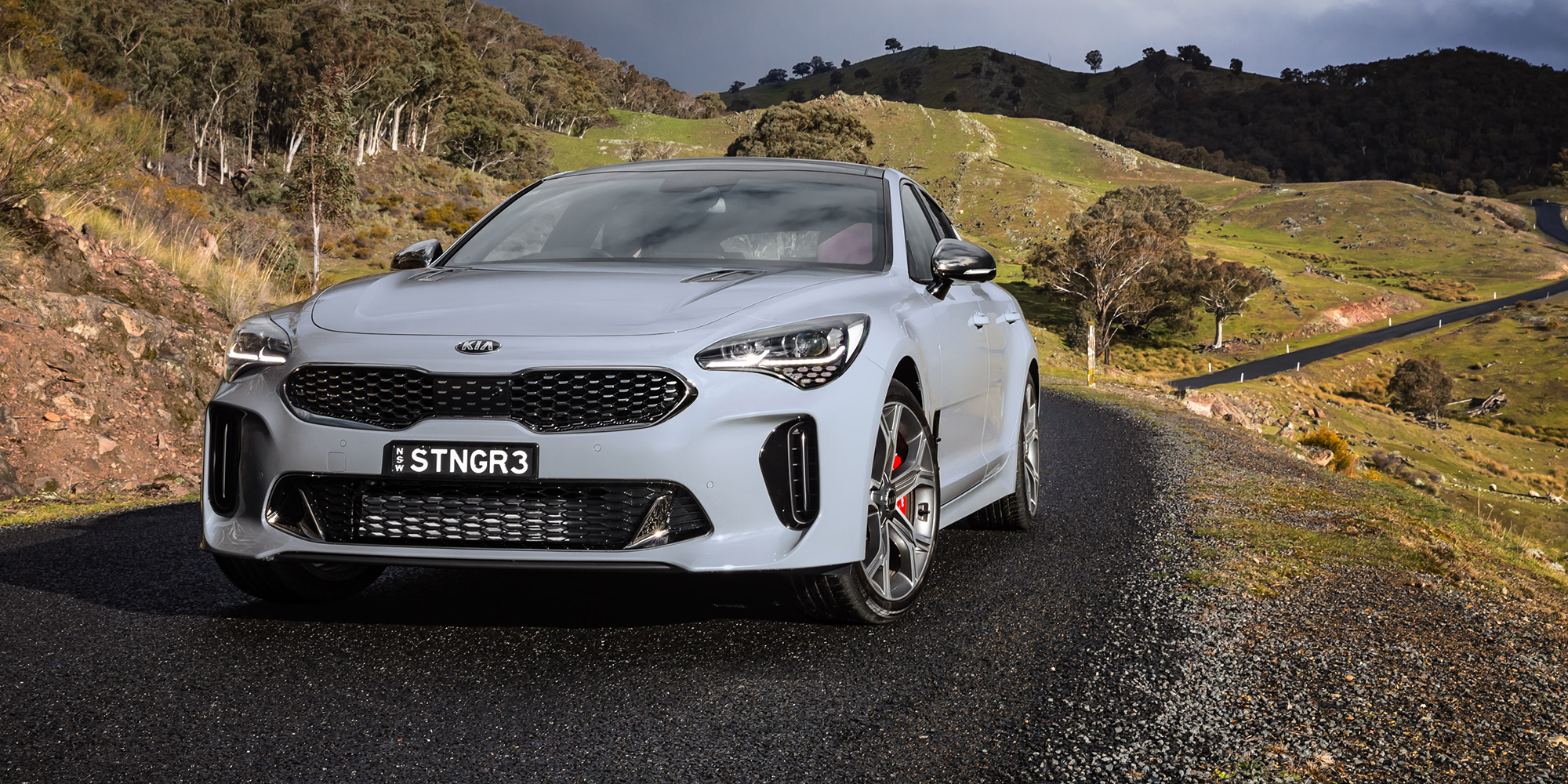 2018 Kia Stinger Pricing And Specs Update Photos