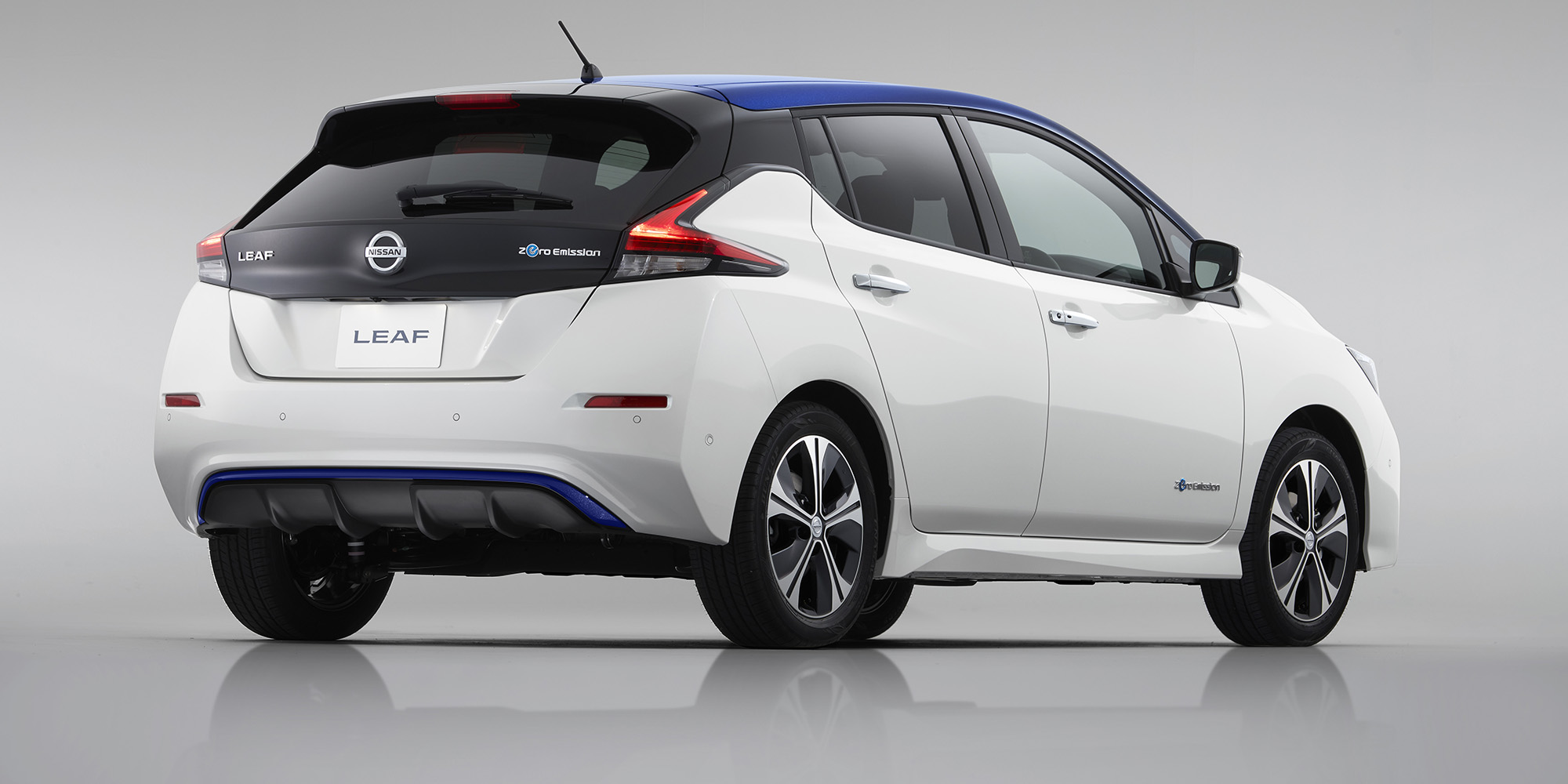 2018 Nissan Leaf Revealed Photos Caradvice