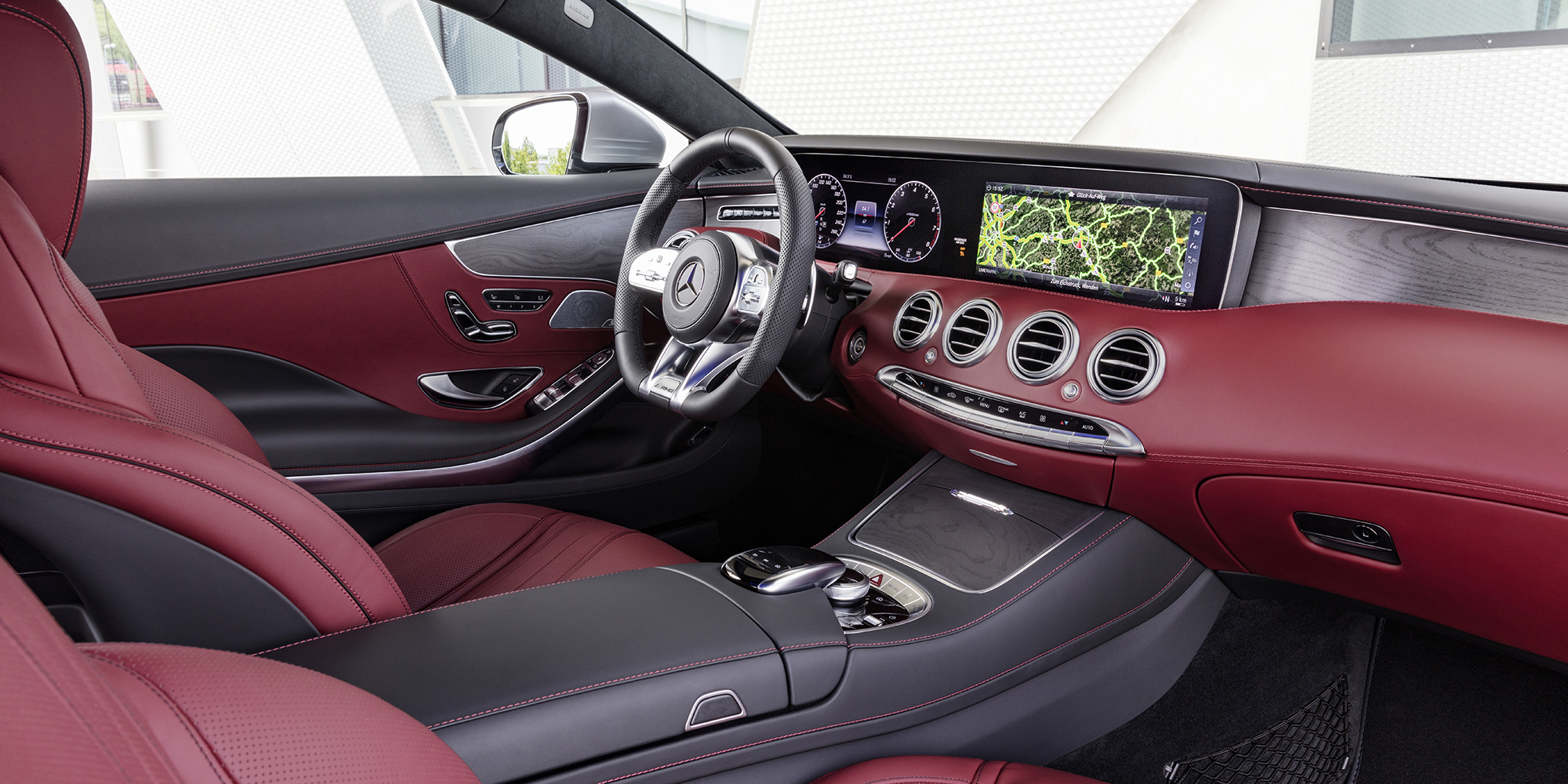 2018 mercedes benz s class coupe cabriolet revealed here in april 2018 photos 1 of 31. Black Bedroom Furniture Sets. Home Design Ideas