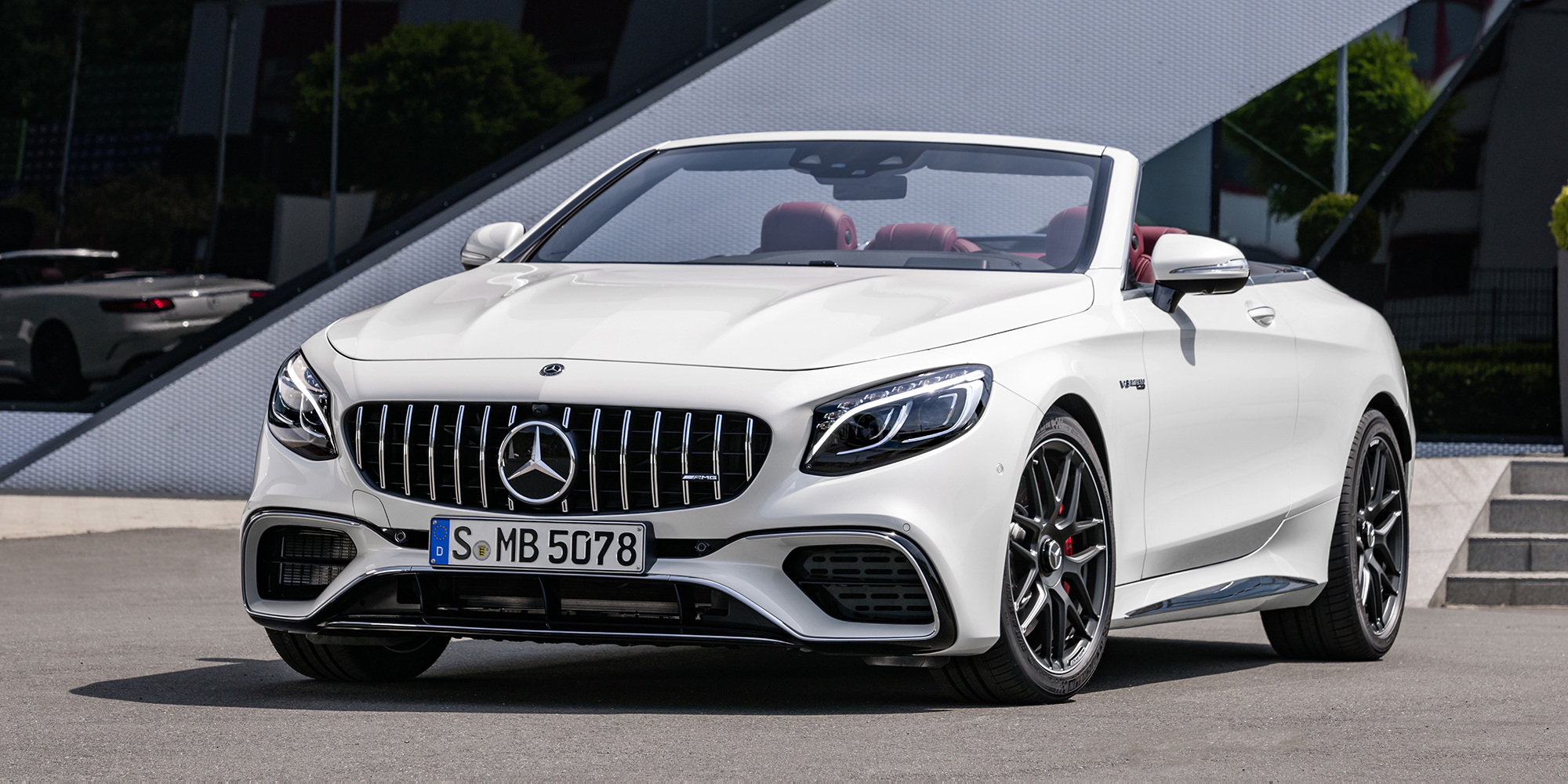 2018 mercedes benz s class coupe cabriolet revealed here in april 2018 photos. Black Bedroom Furniture Sets. Home Design Ideas