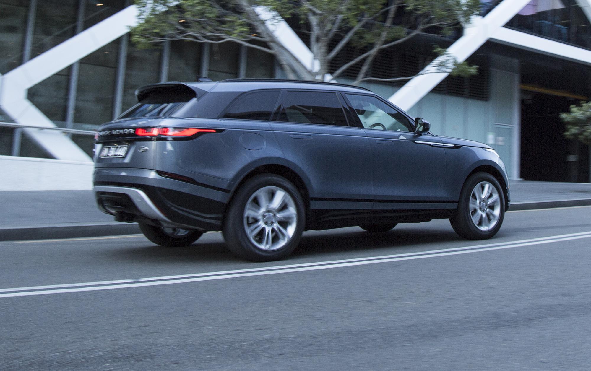 Range Rover Sport Svr 2018 >> 2018 Range Rover Velar SE D240 diesel review - photos | CarAdvice