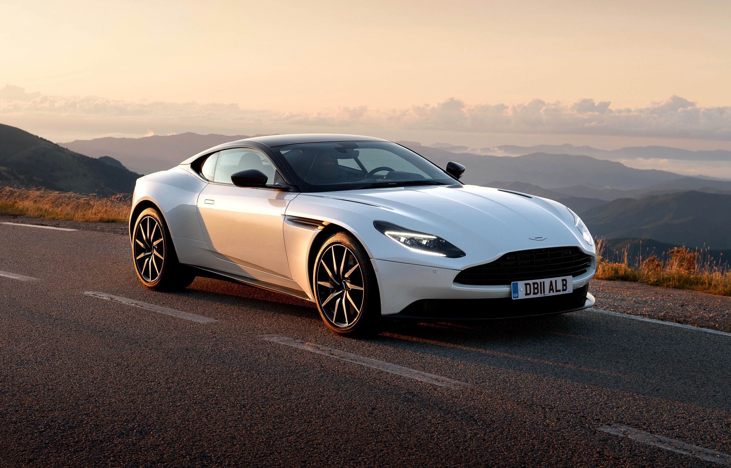 Aston Martin DB11 V8 Could Offer Sports Suspension But