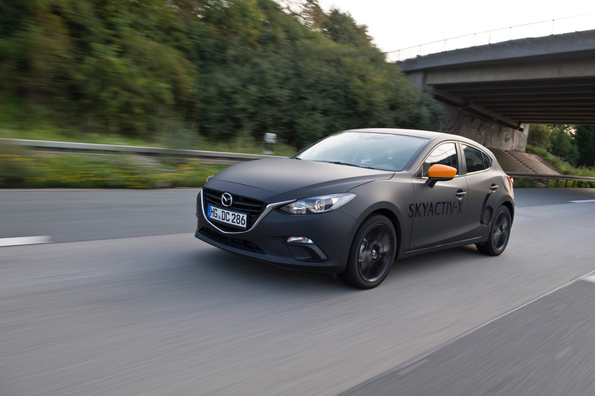 Mazda Skyactiv X Review Photos 1 Of 33